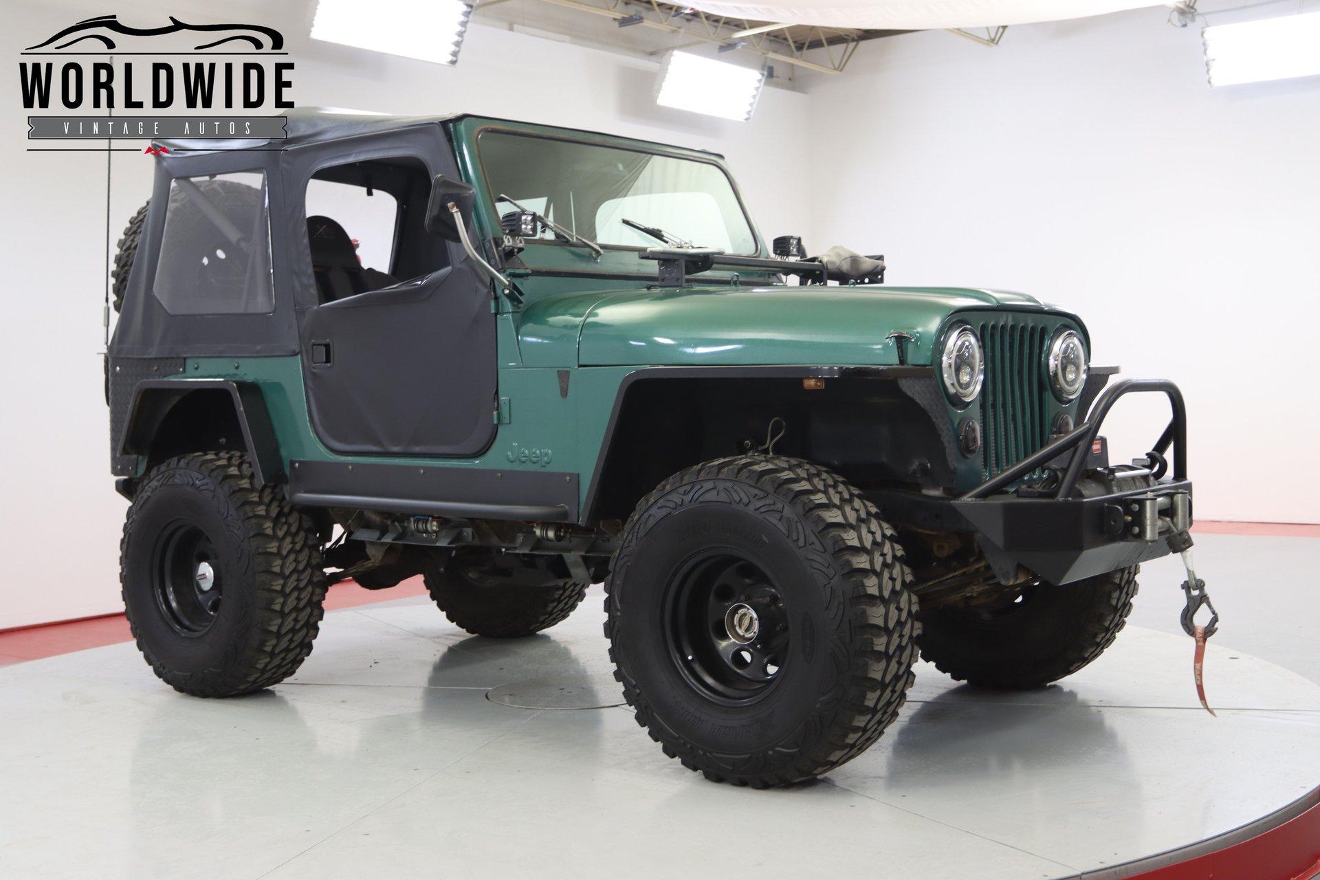 1965 Jeep CJ