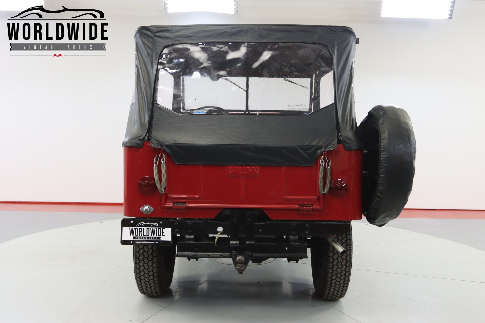 1947 Willy's CJ-2A