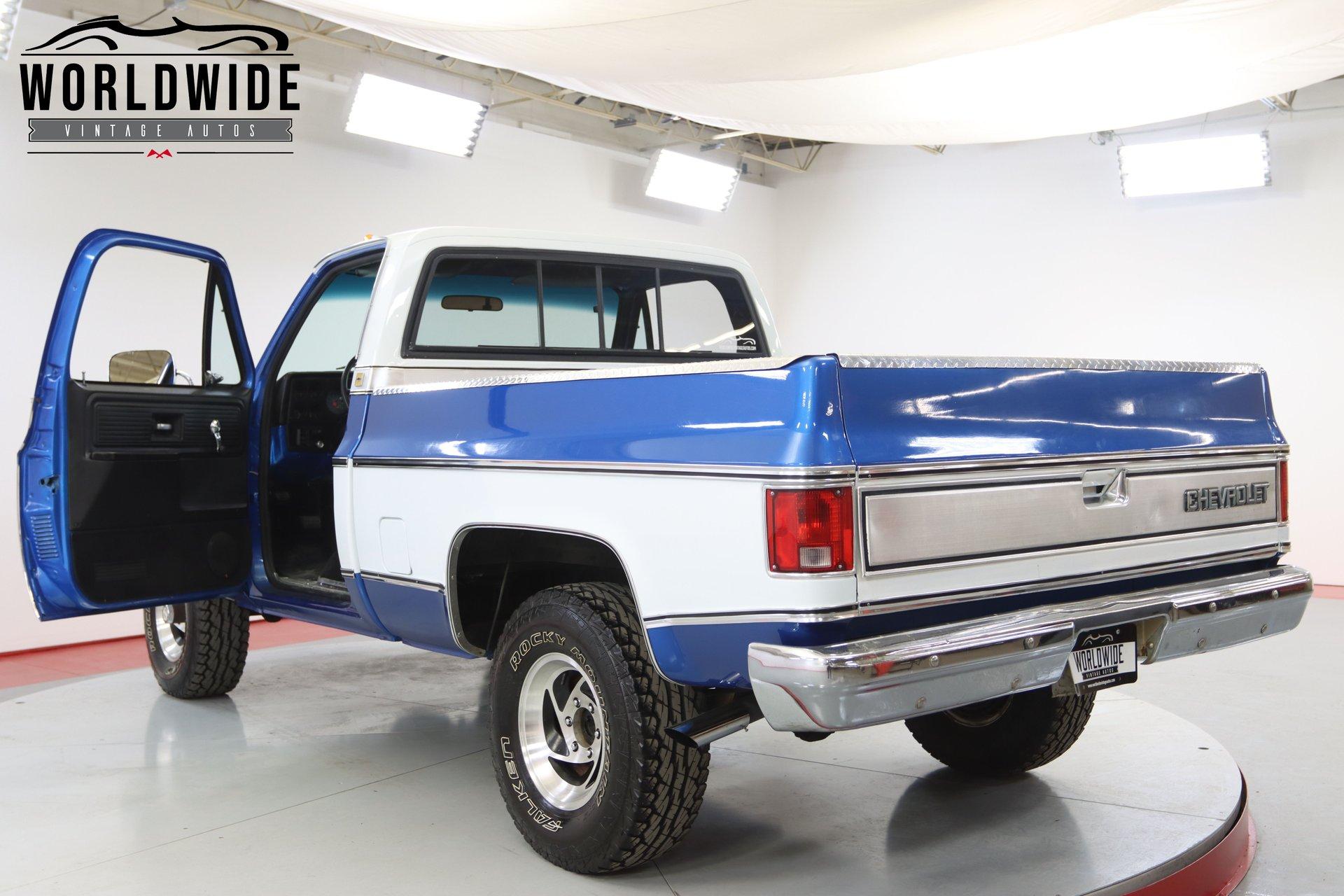 1978 Chevrolet K20