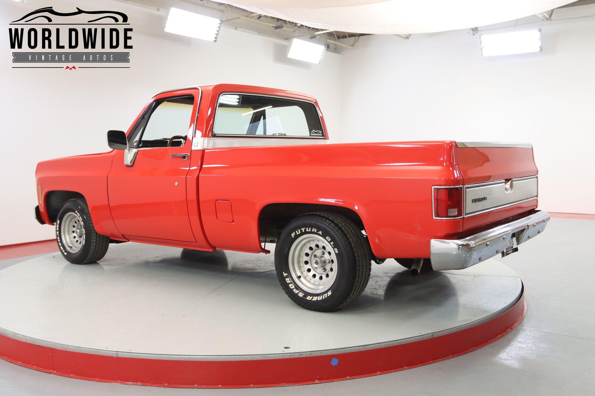 1977 Chevrolet Cheyenne