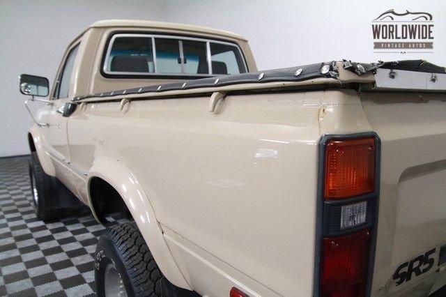 1982 Toyota Sr5 Truck