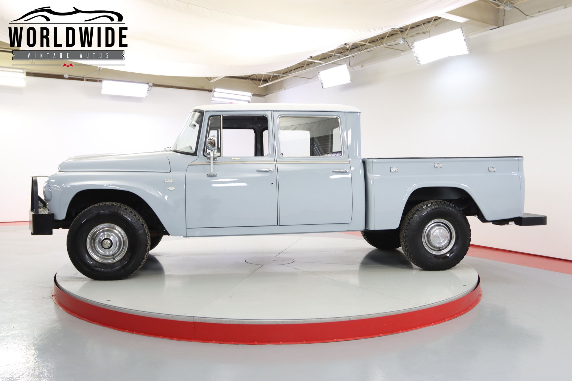 1965 Intenational Travelette 1200