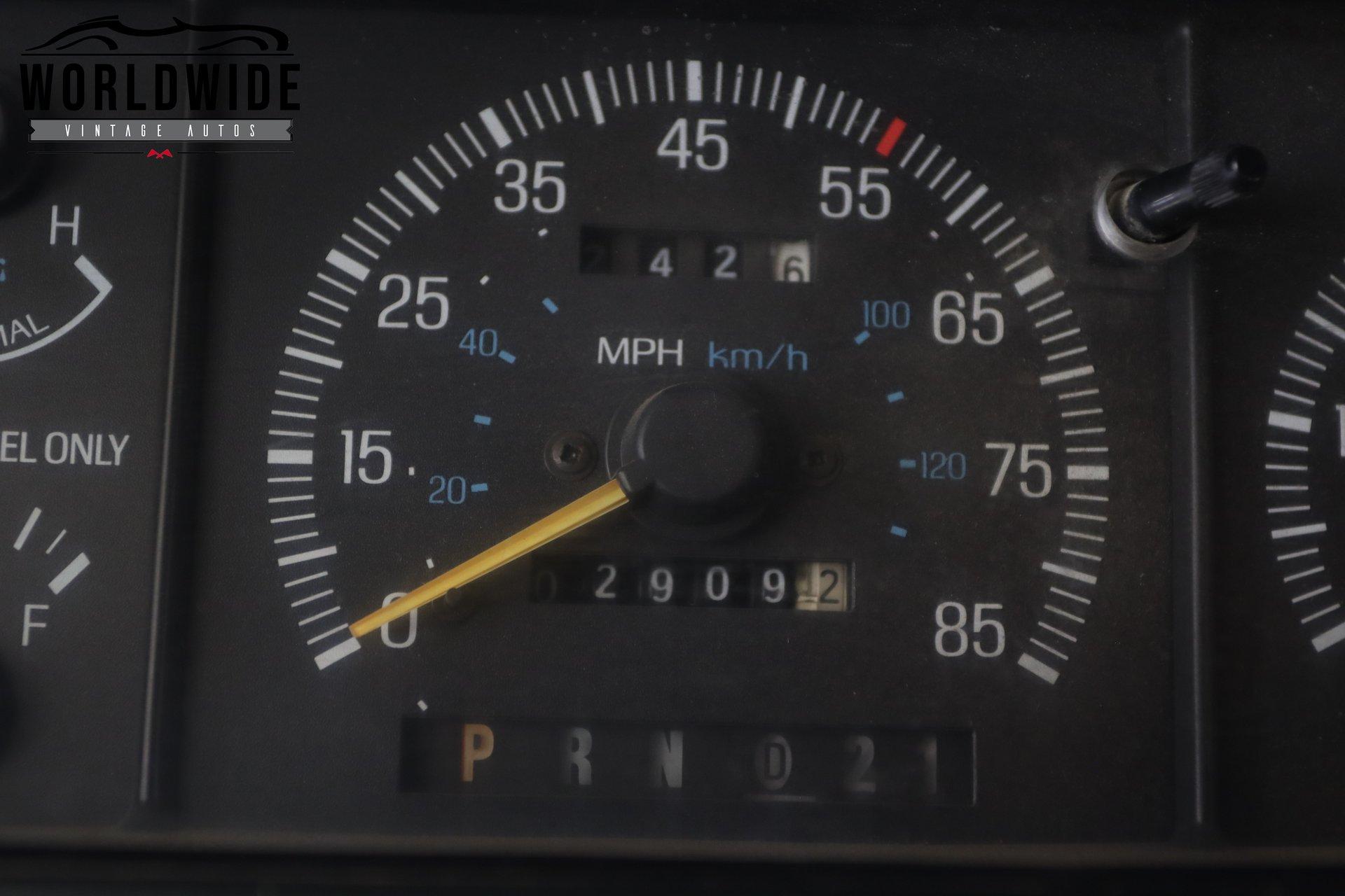 1990 Ford F-350 Crew Cab