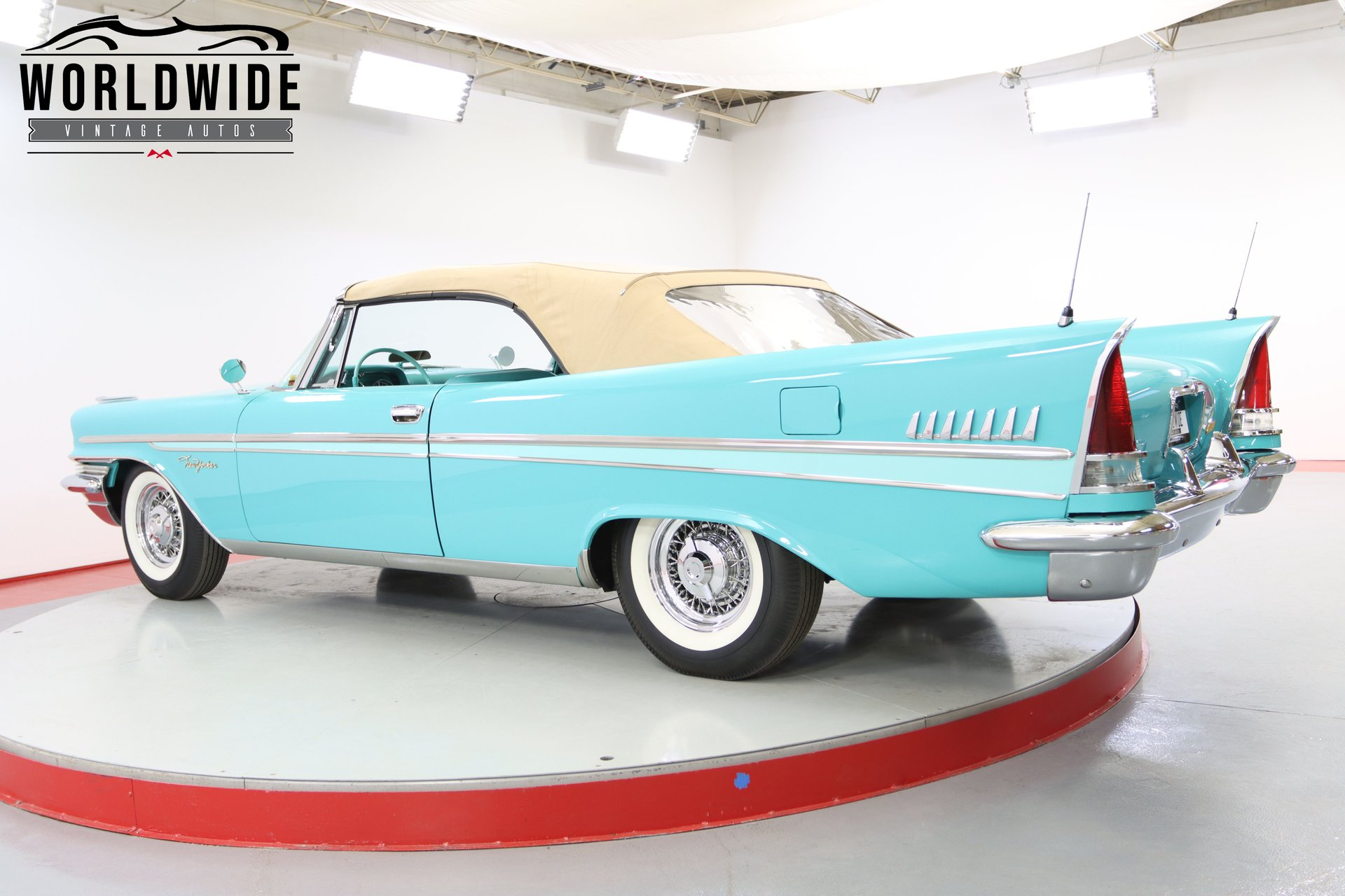 1957 Chrysler New Yorker