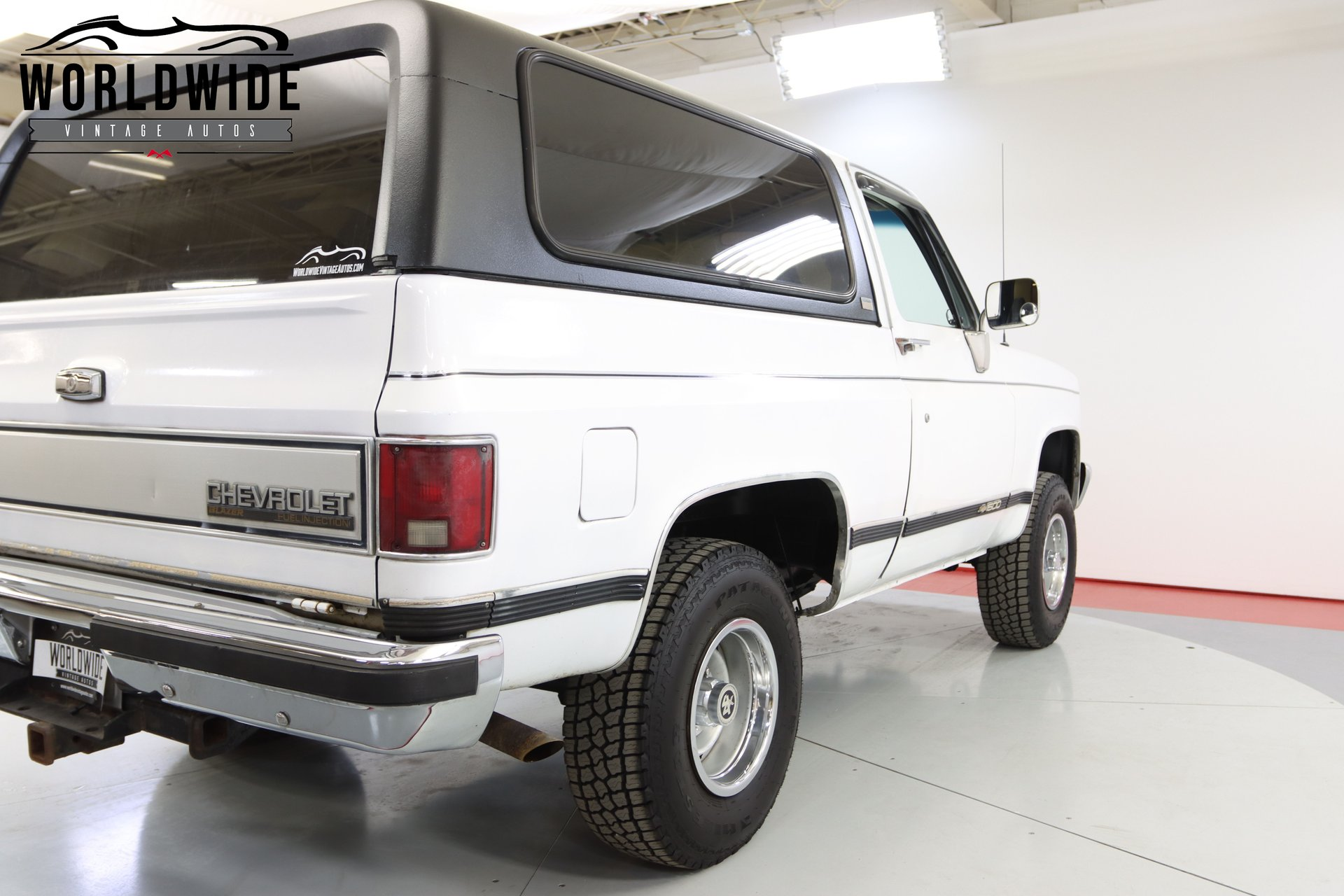 1989 Chevrolet K5 Blazer