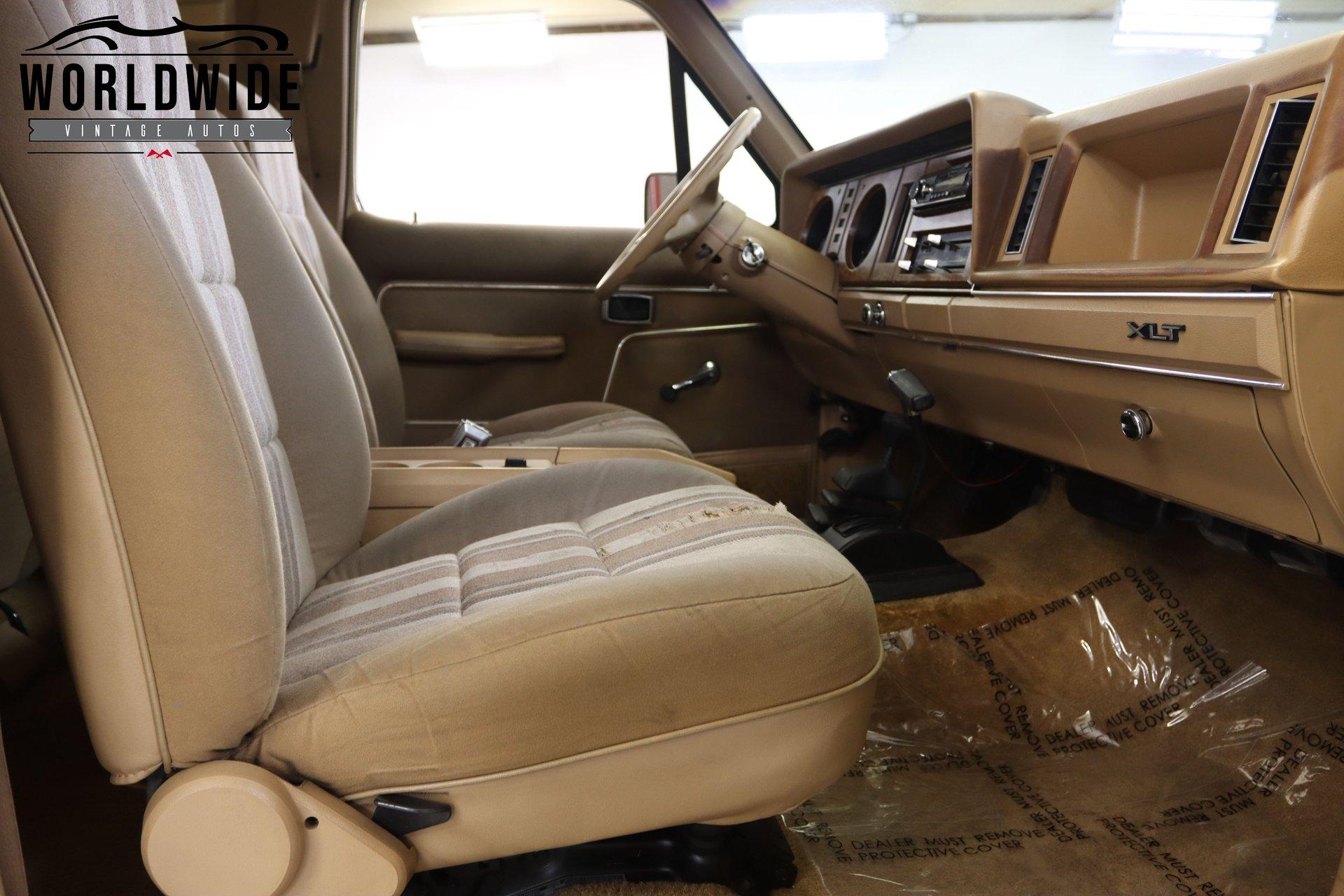1984 Ford Bronco II