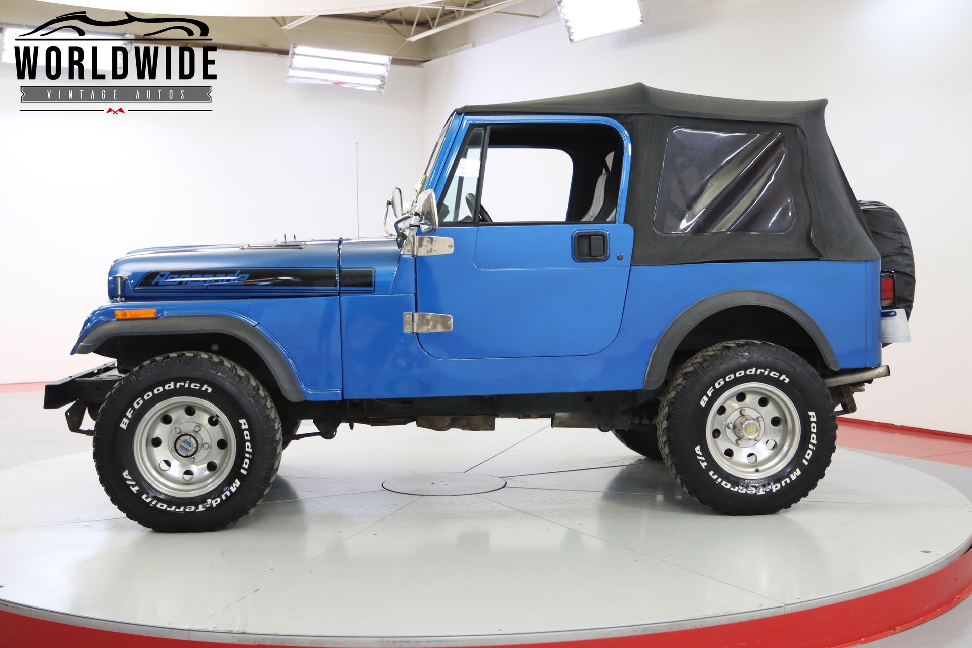 1984 Jeep CJ-7