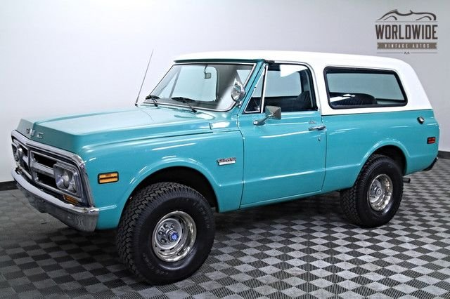 1971 gmc jimmy blazer