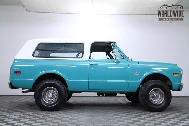 1971 GMC Jimmy (Blazer)