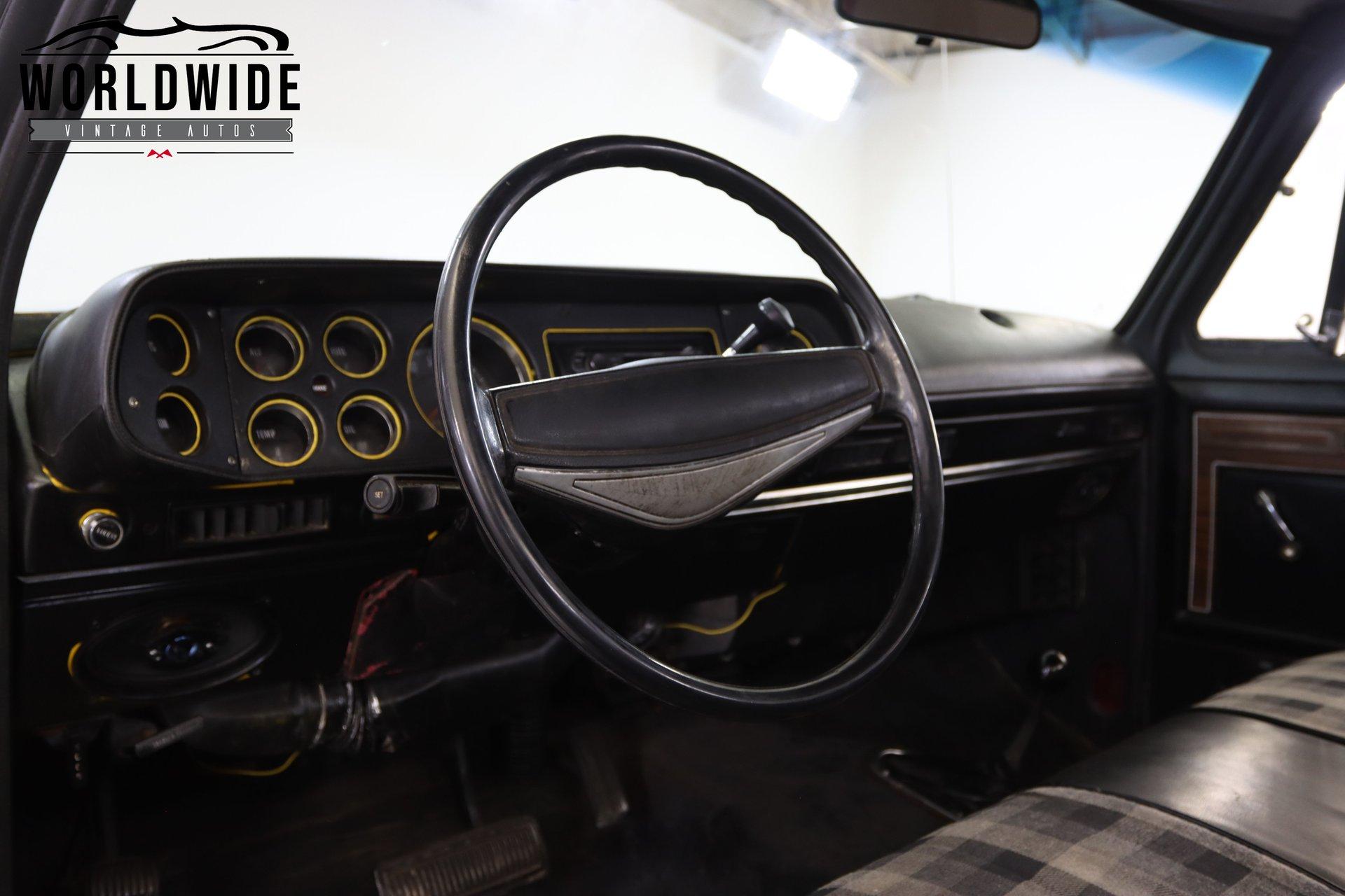 1980 Dodge Power Ram