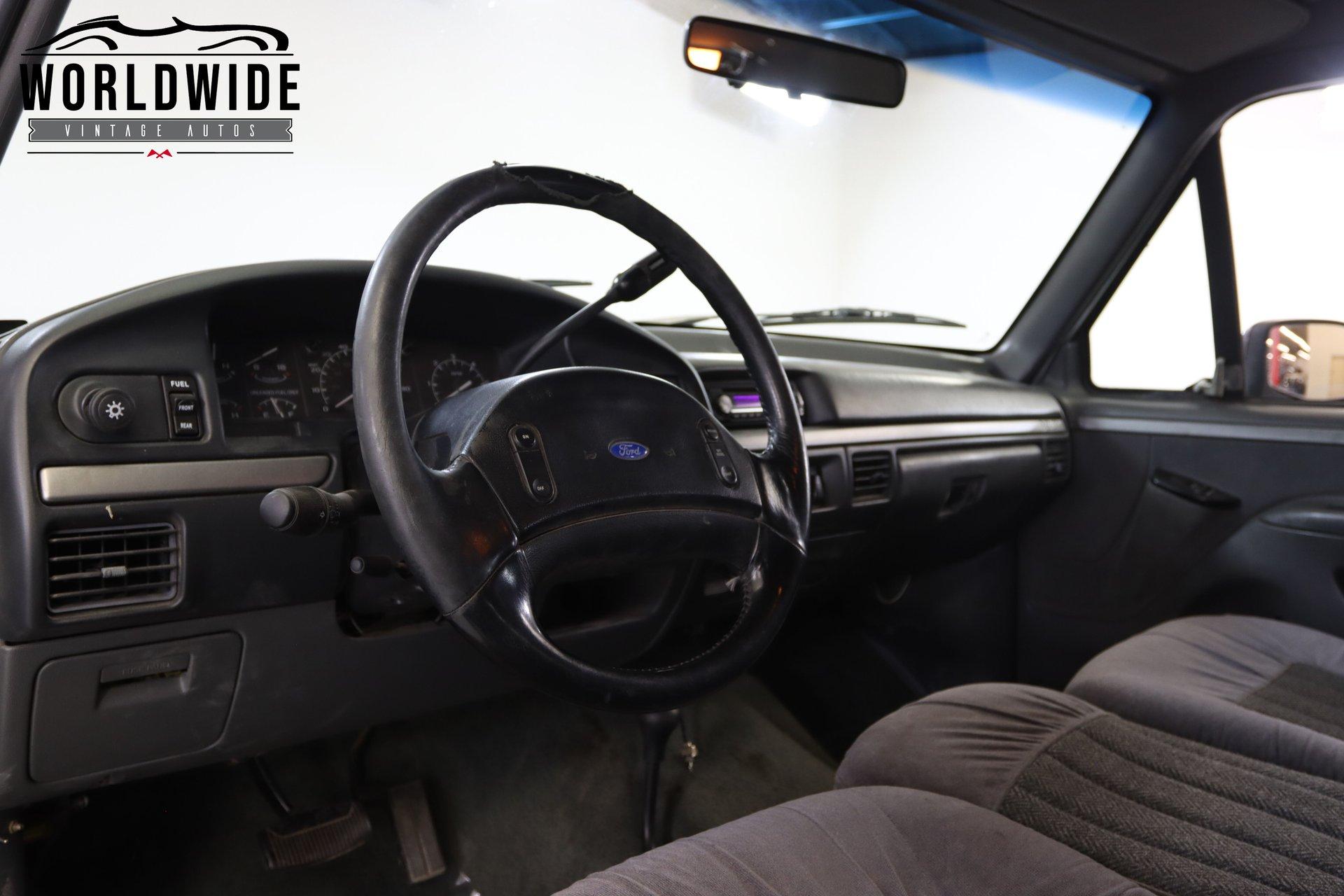 1993 Ford F-350 Crew Cab