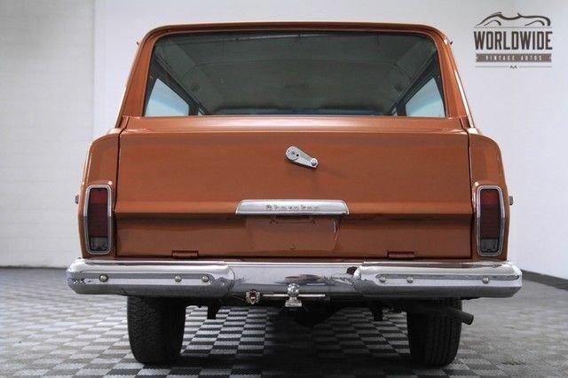 1974 Jeep Cherokee Wagoneer