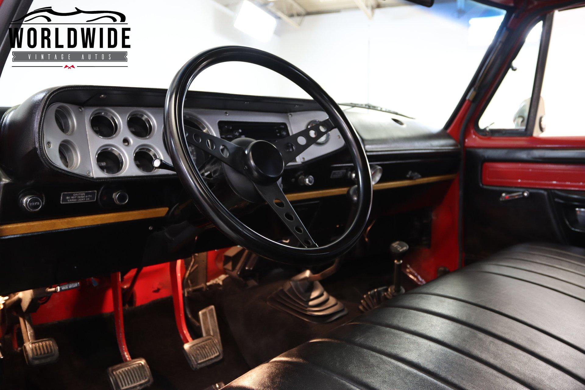 1975 Dodge D100 Power Ram