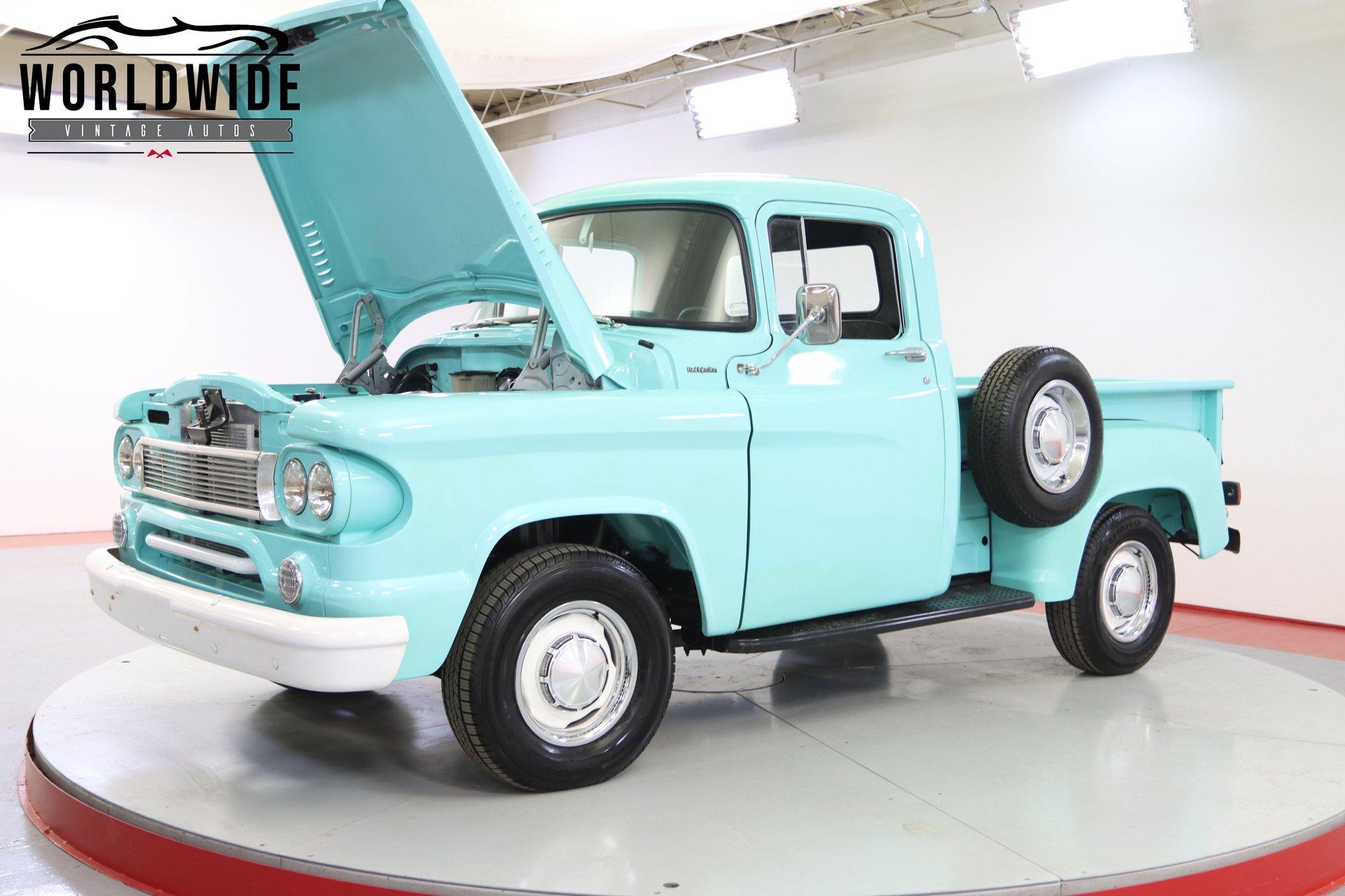 1958 Dodge Truck