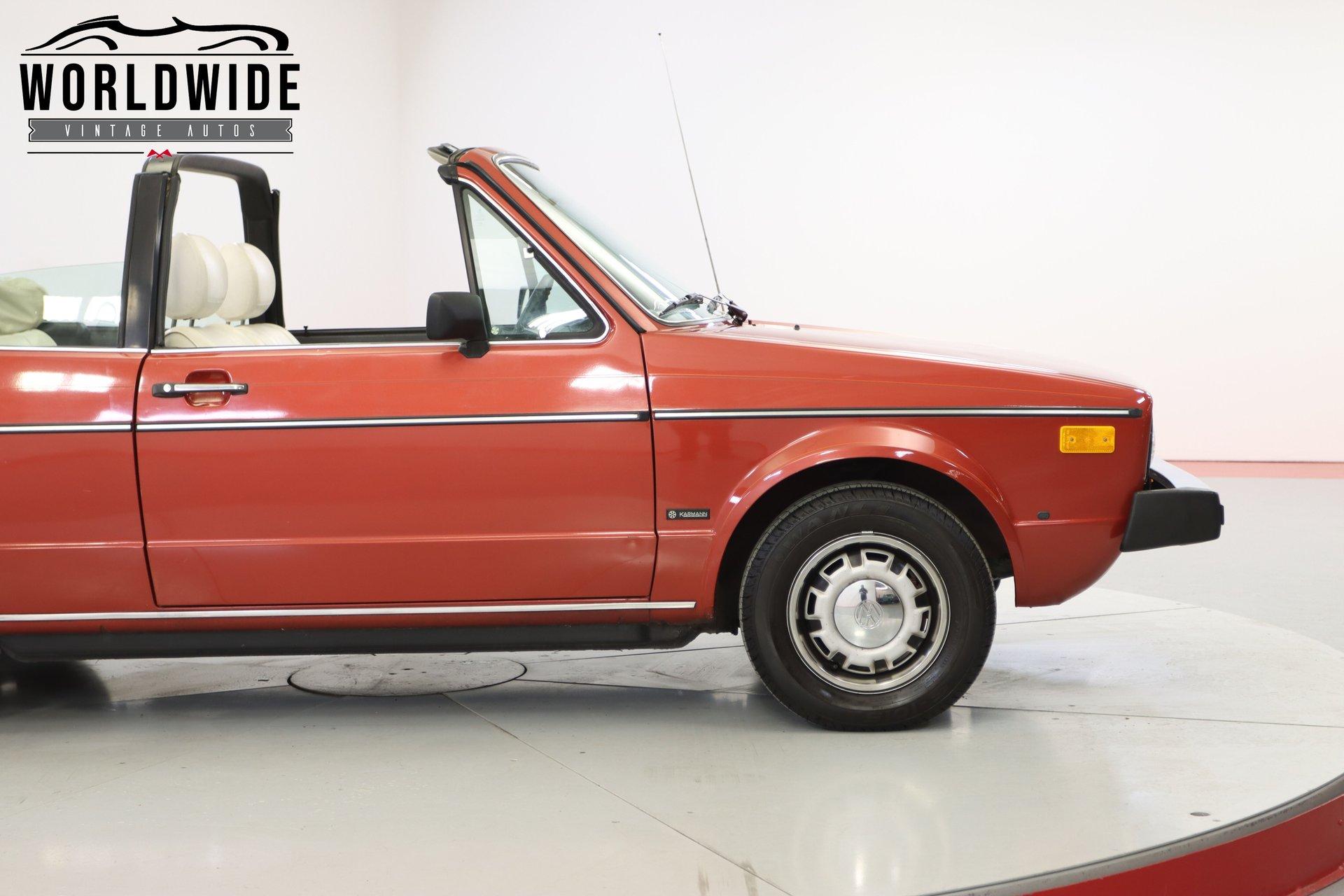 1980 Volkswagen Rabbit