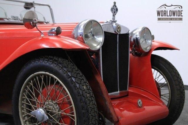 1935 MG