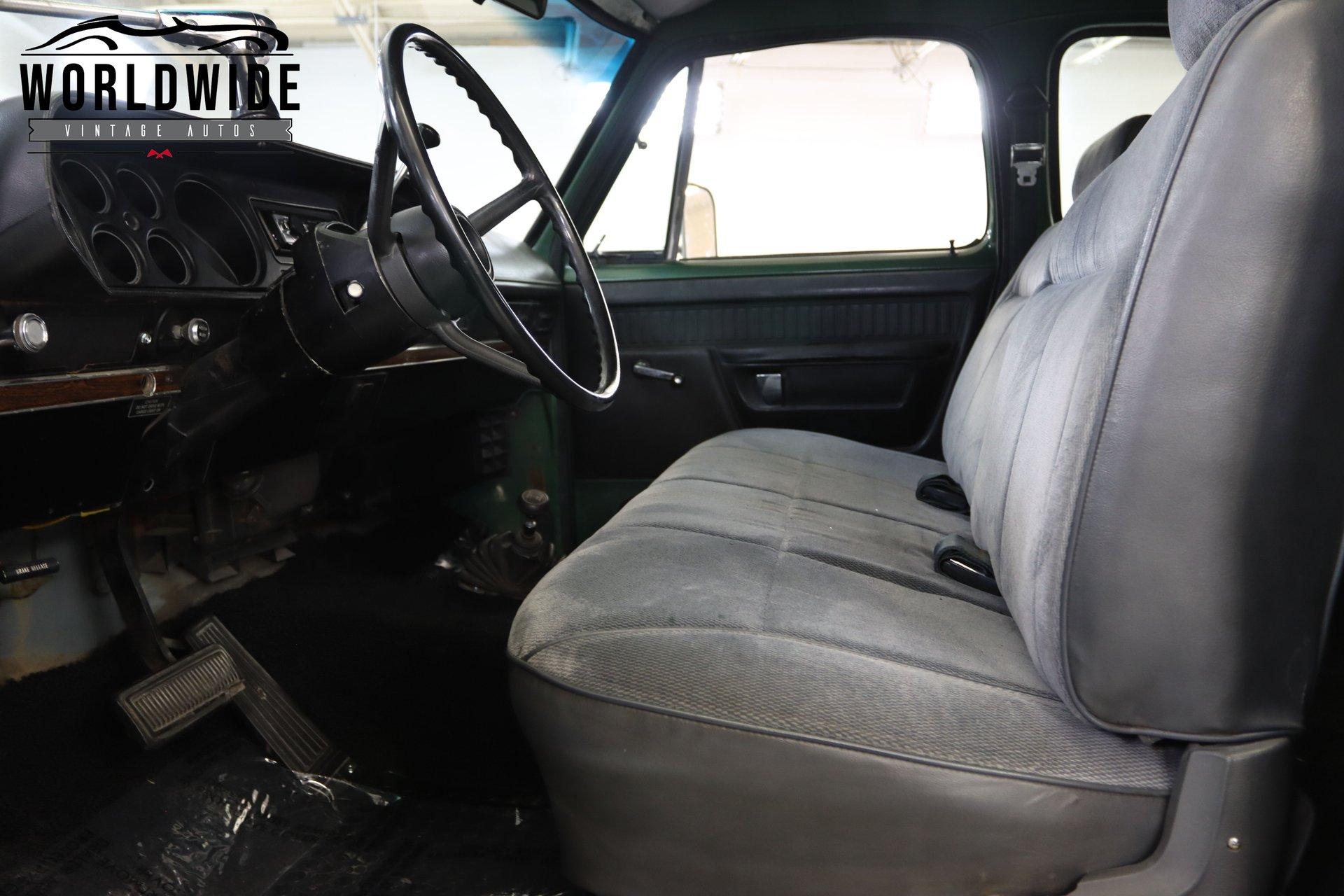 1977 Dodge Powerwagon