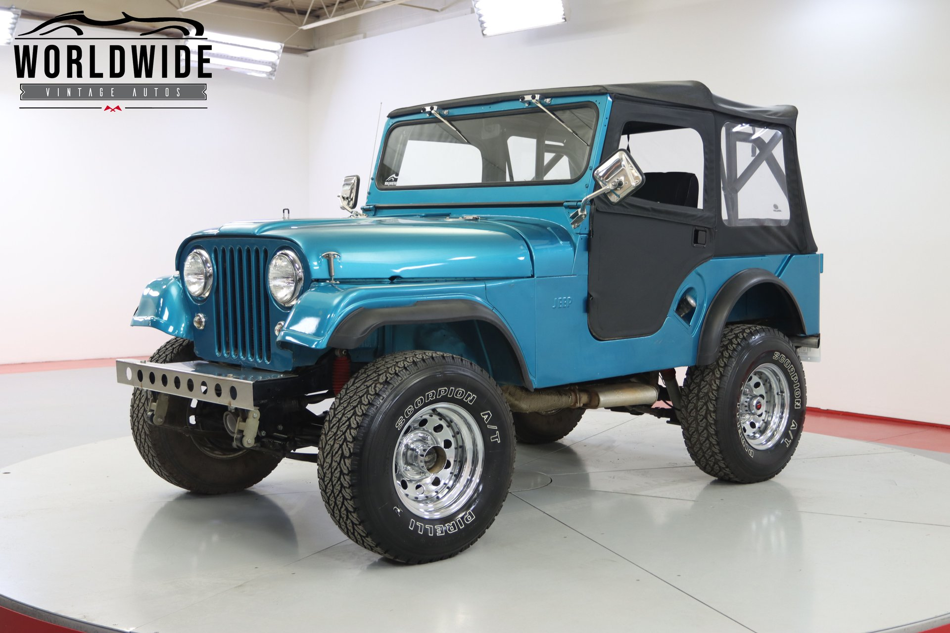 1959 willy s jeep