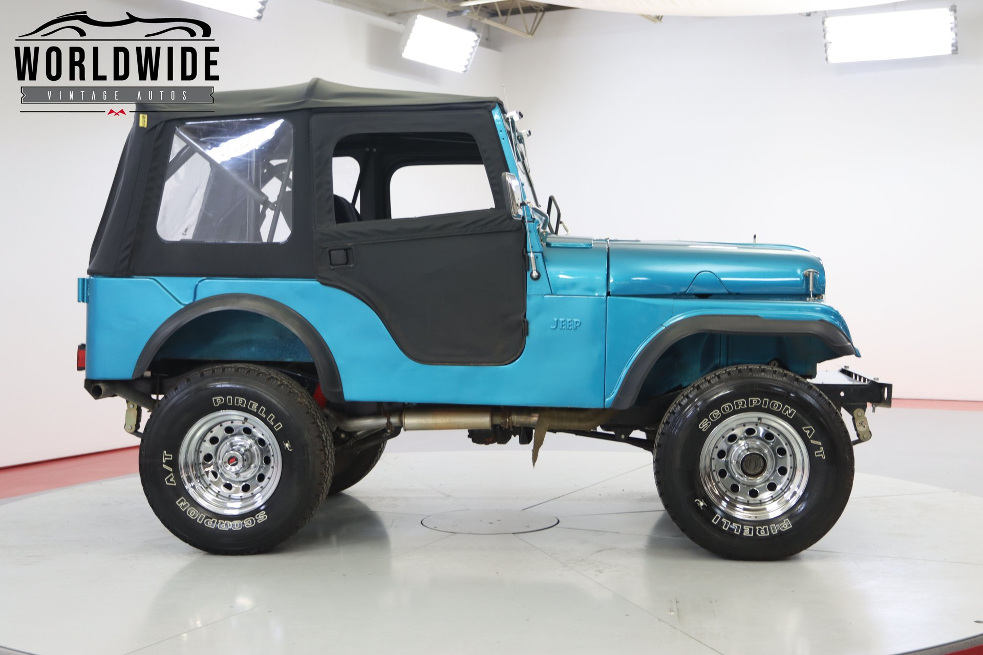 1959 Willy'S Jeep