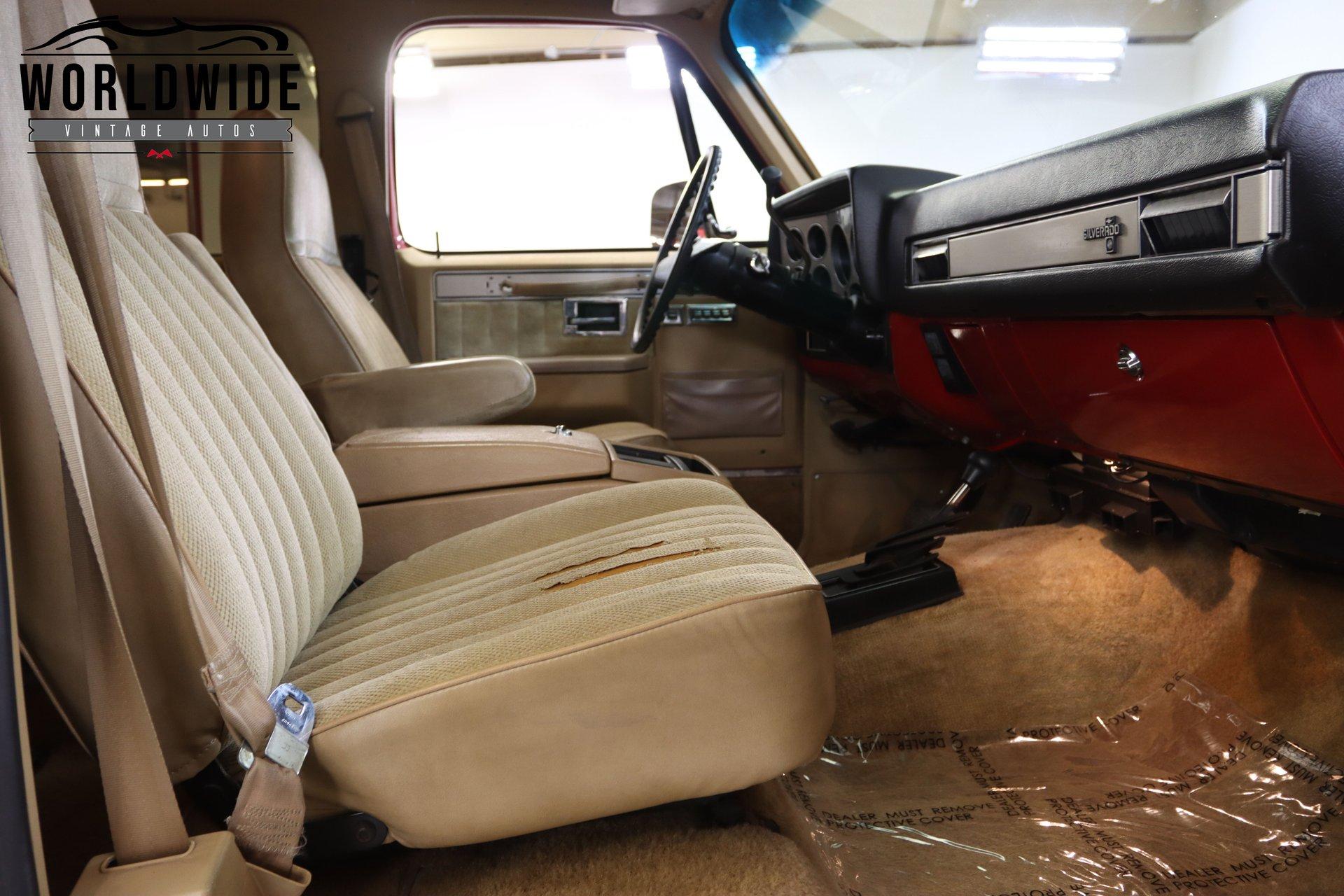 1985 Chevrolet K20 SUBURBAN