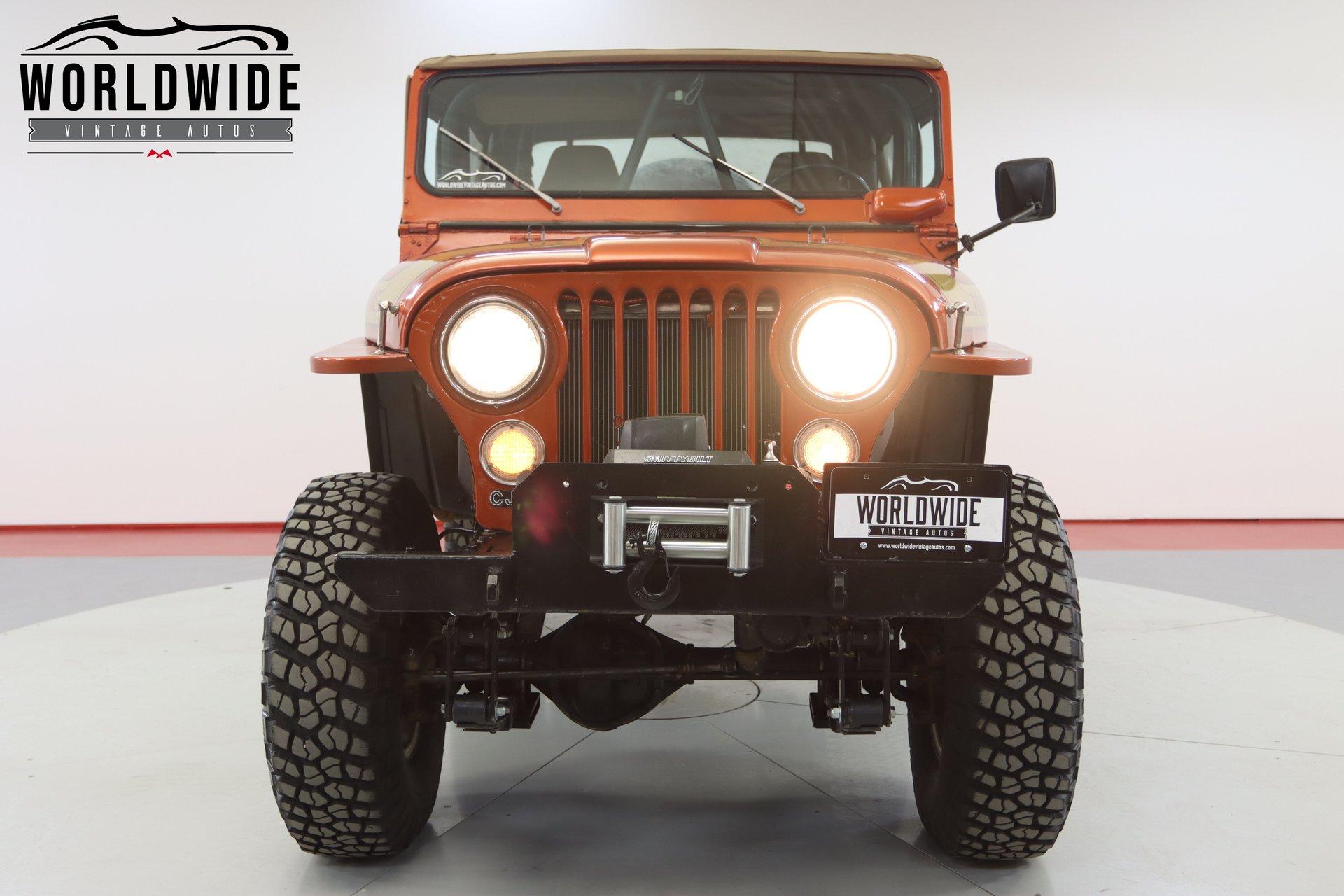 1975 Jeep Renegade