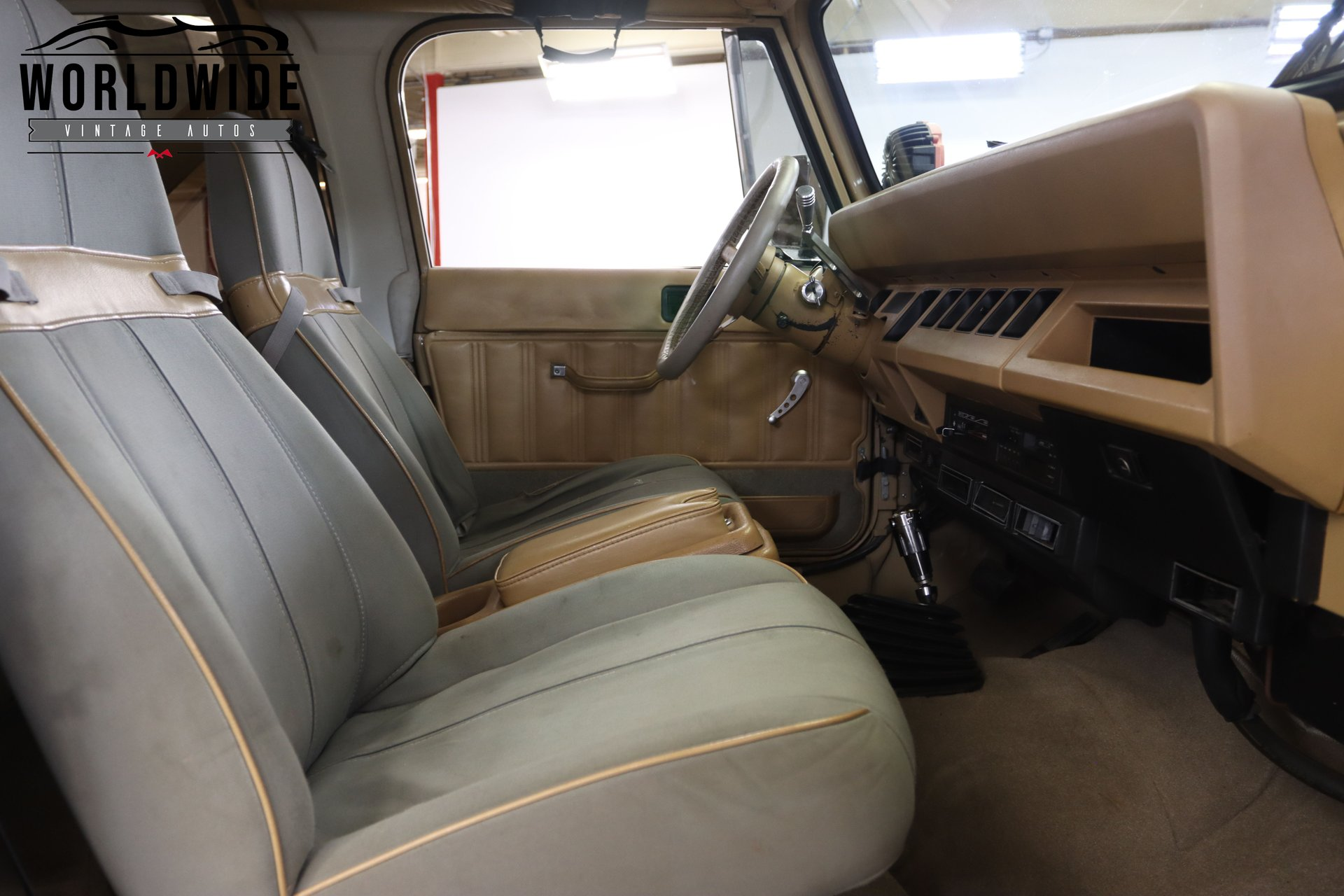 1988 Jeep Wrangler Sahara