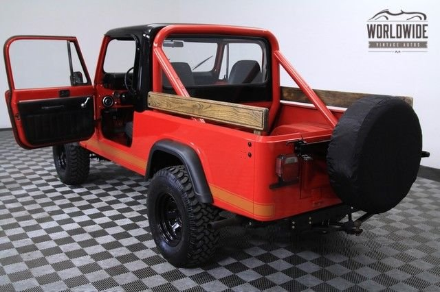 1983 Jeep Scrambler   Cj8