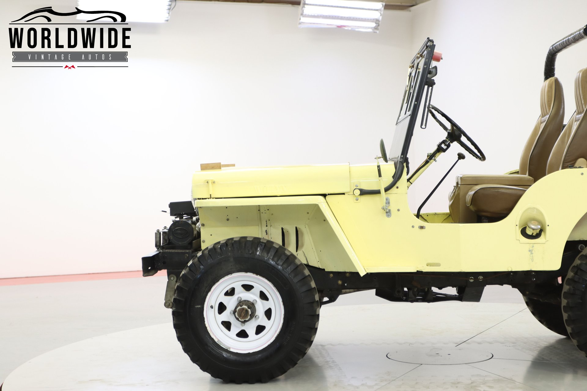 1947 Willys Jeep