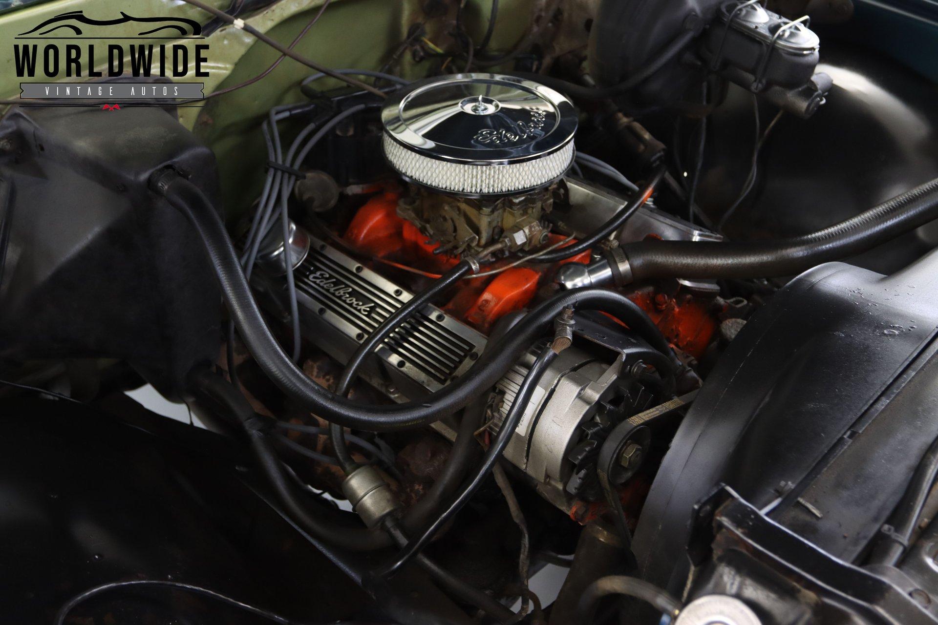 1972 Chevrolet C20 CHEYENNE