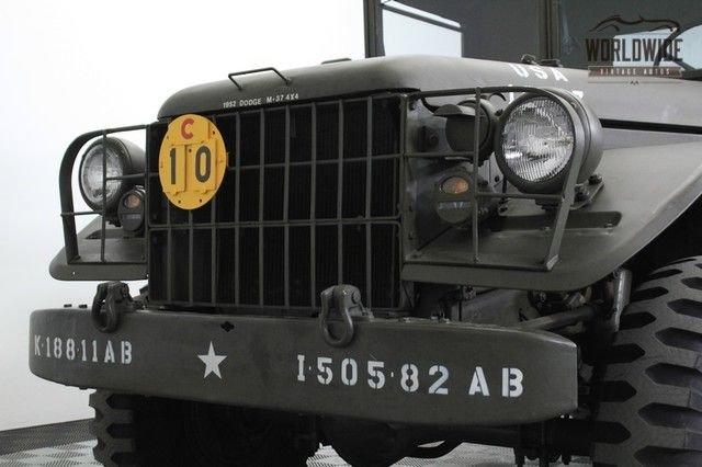 1952 Dodge M37 Power Wagon