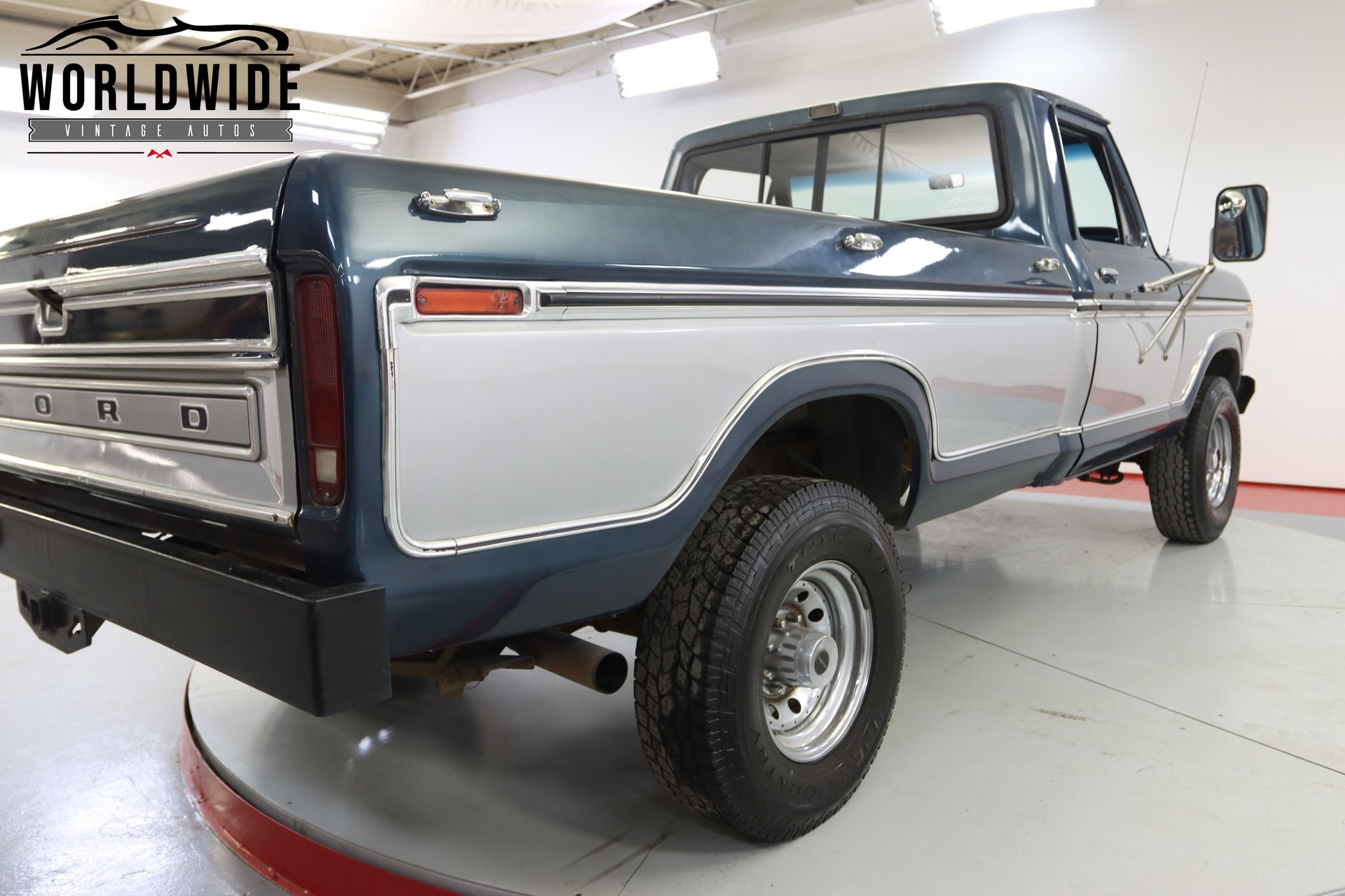 1978 Ford F-250 Camper Special
