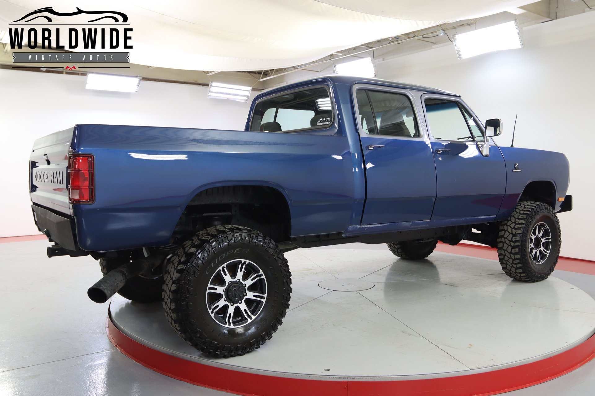 1985 Dodge D250 CREW CAB
