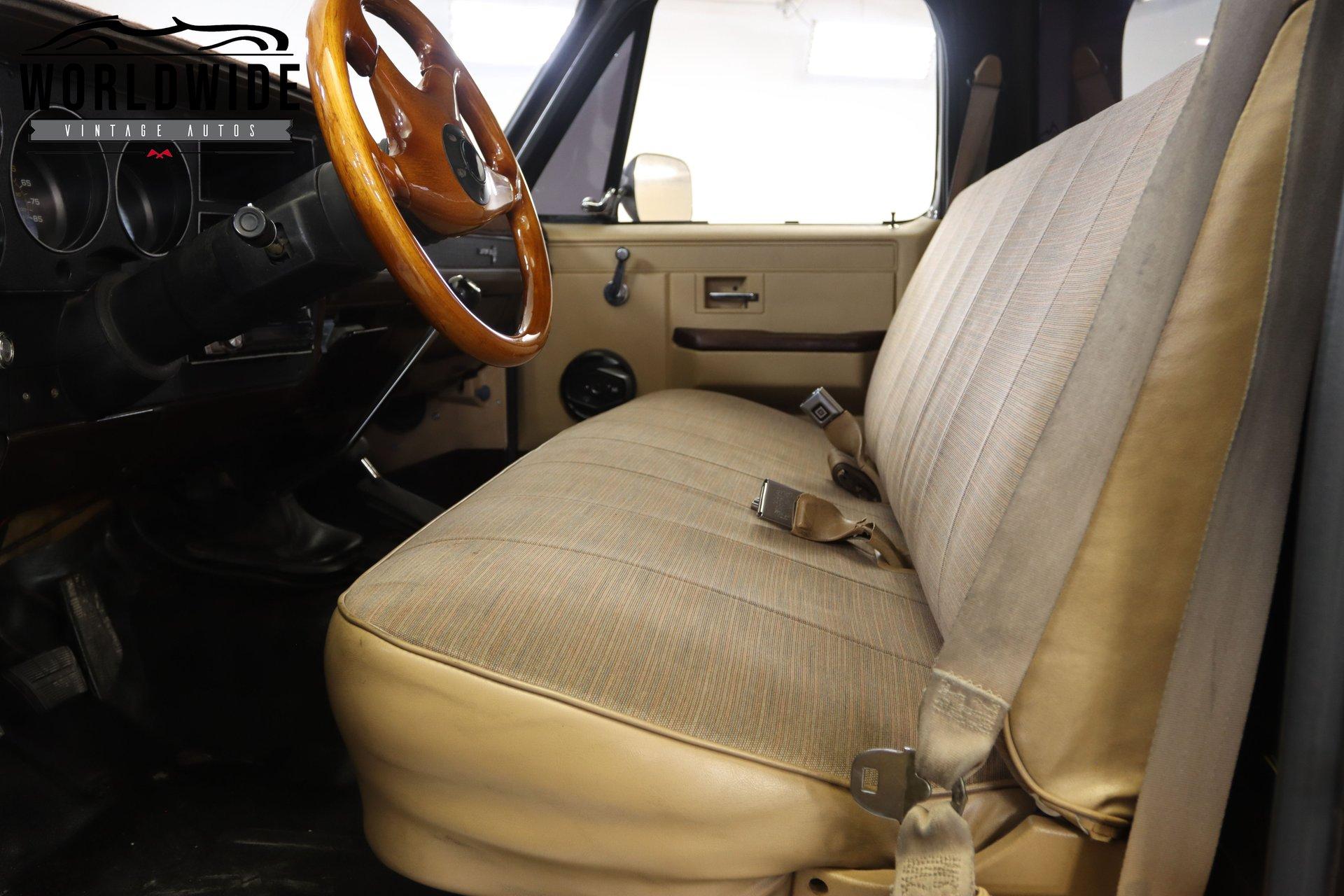 1987 Chevrolet Custom Deluxe