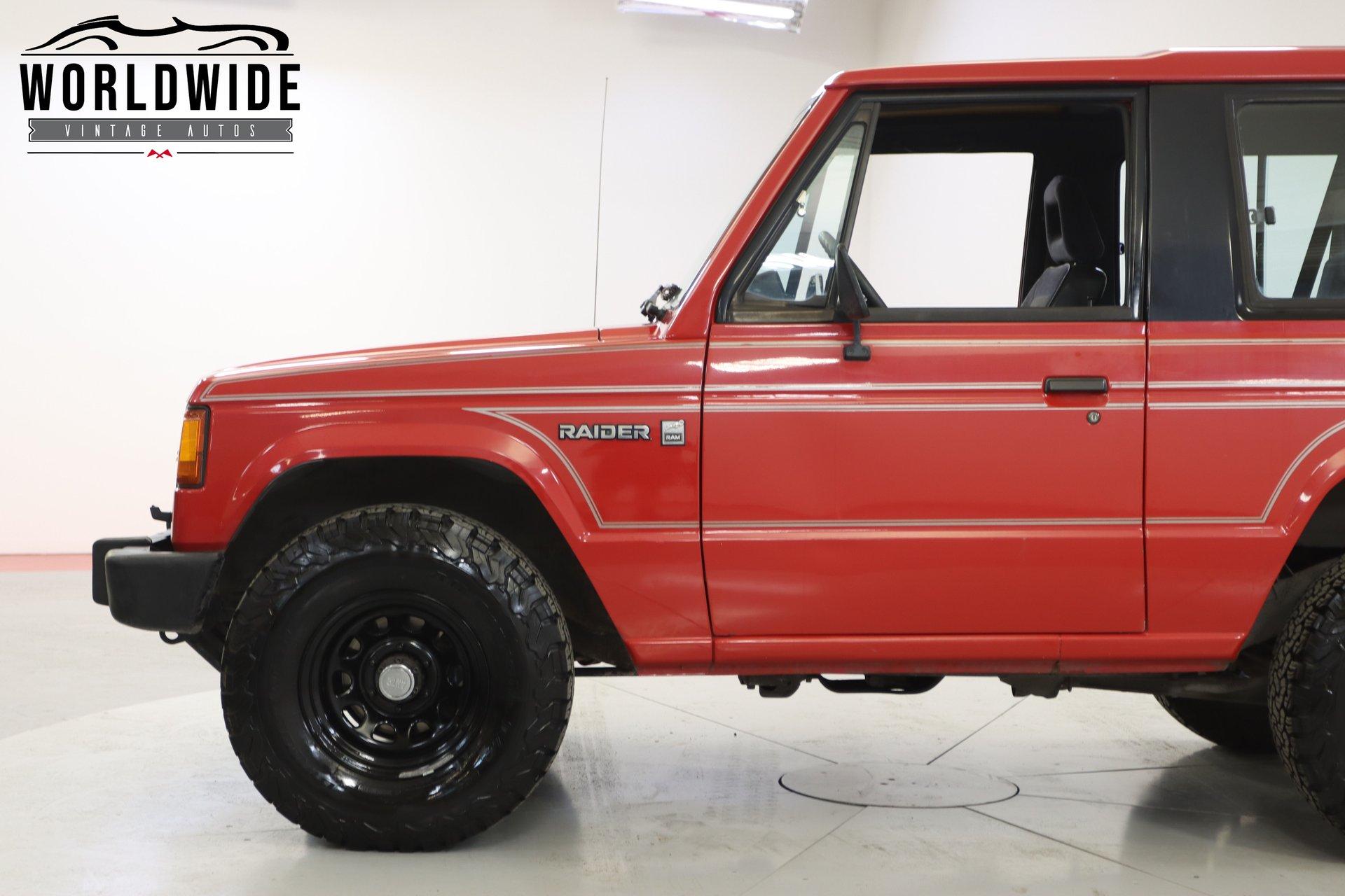 1989 Dodge RAIDER