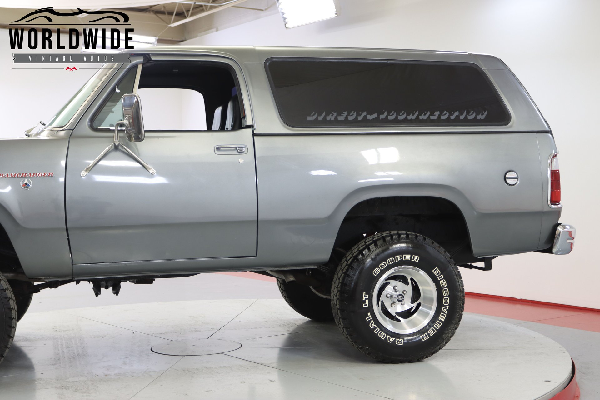 1974 Dodge Ram Charger