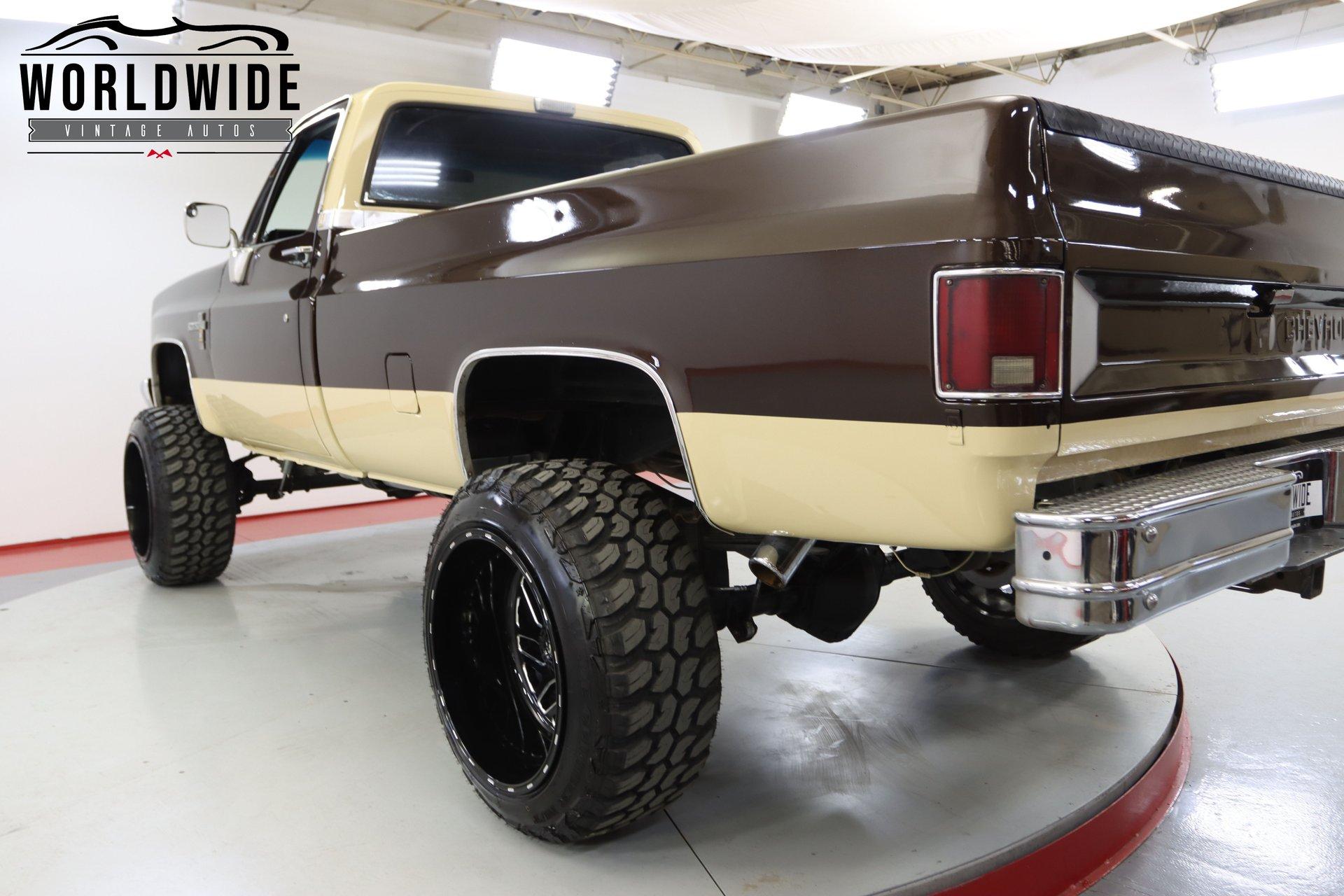 1984 Chevrolet K20