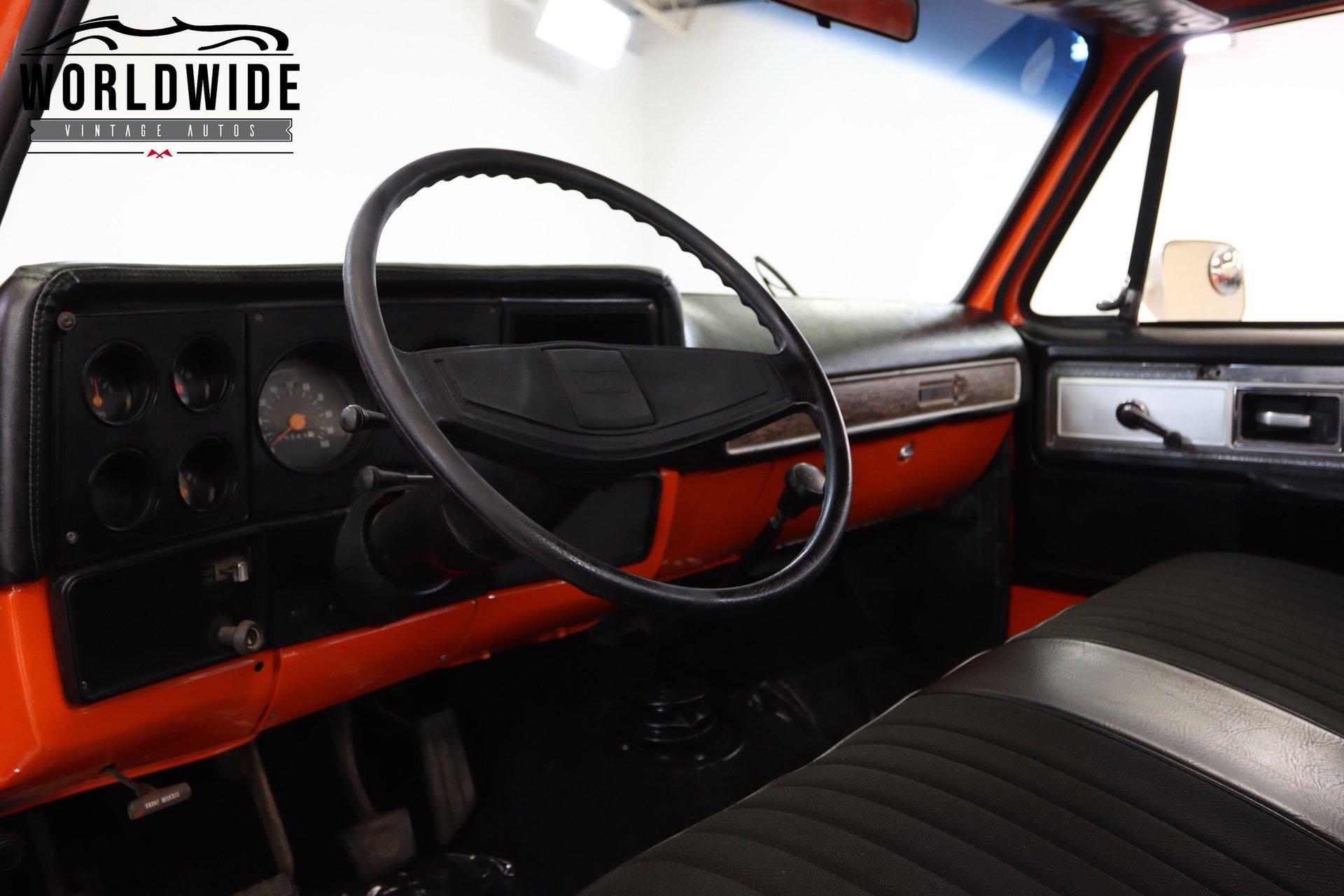 1976 GMC Sierra 1500