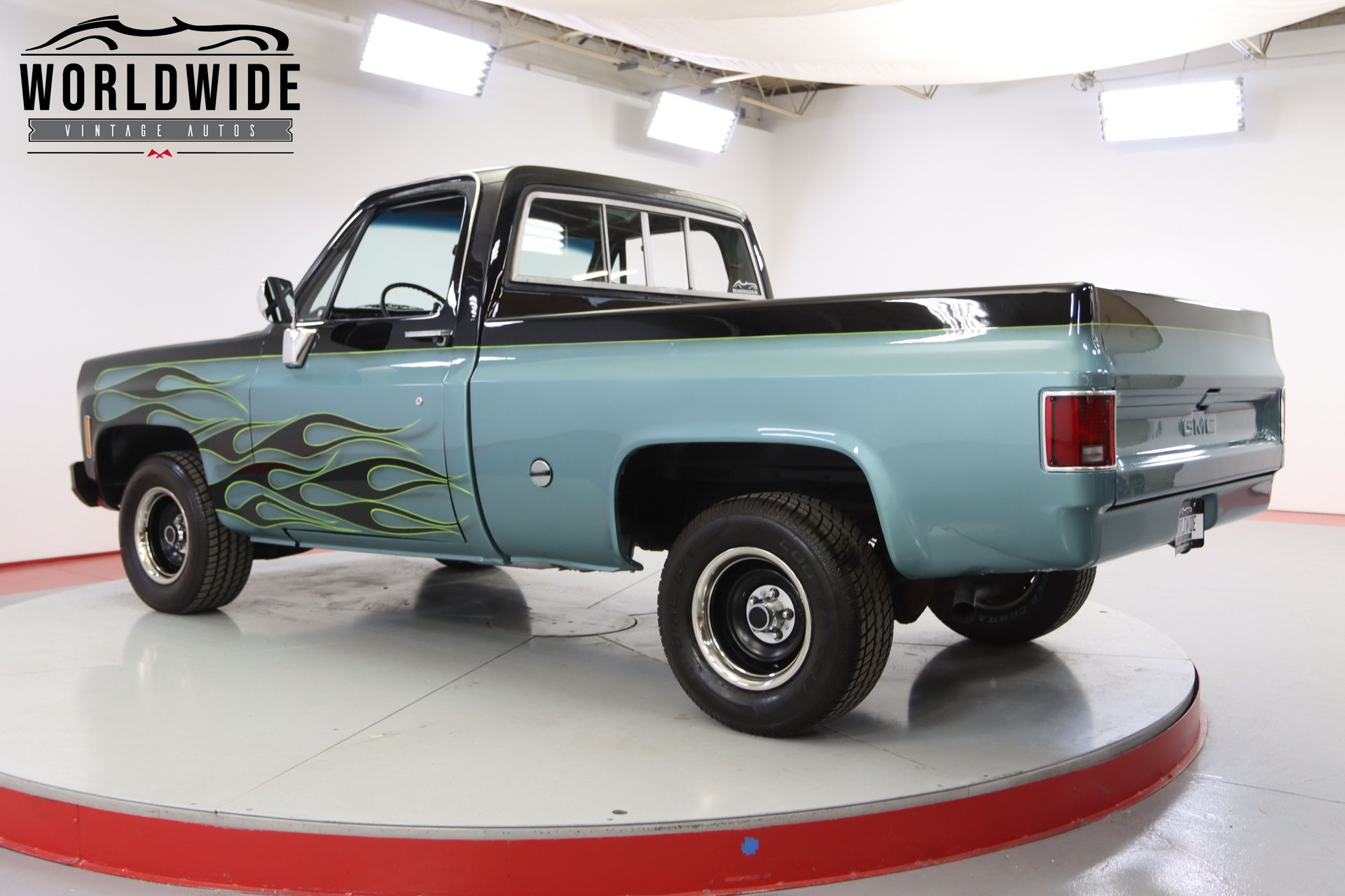 1977 GMC Sierra