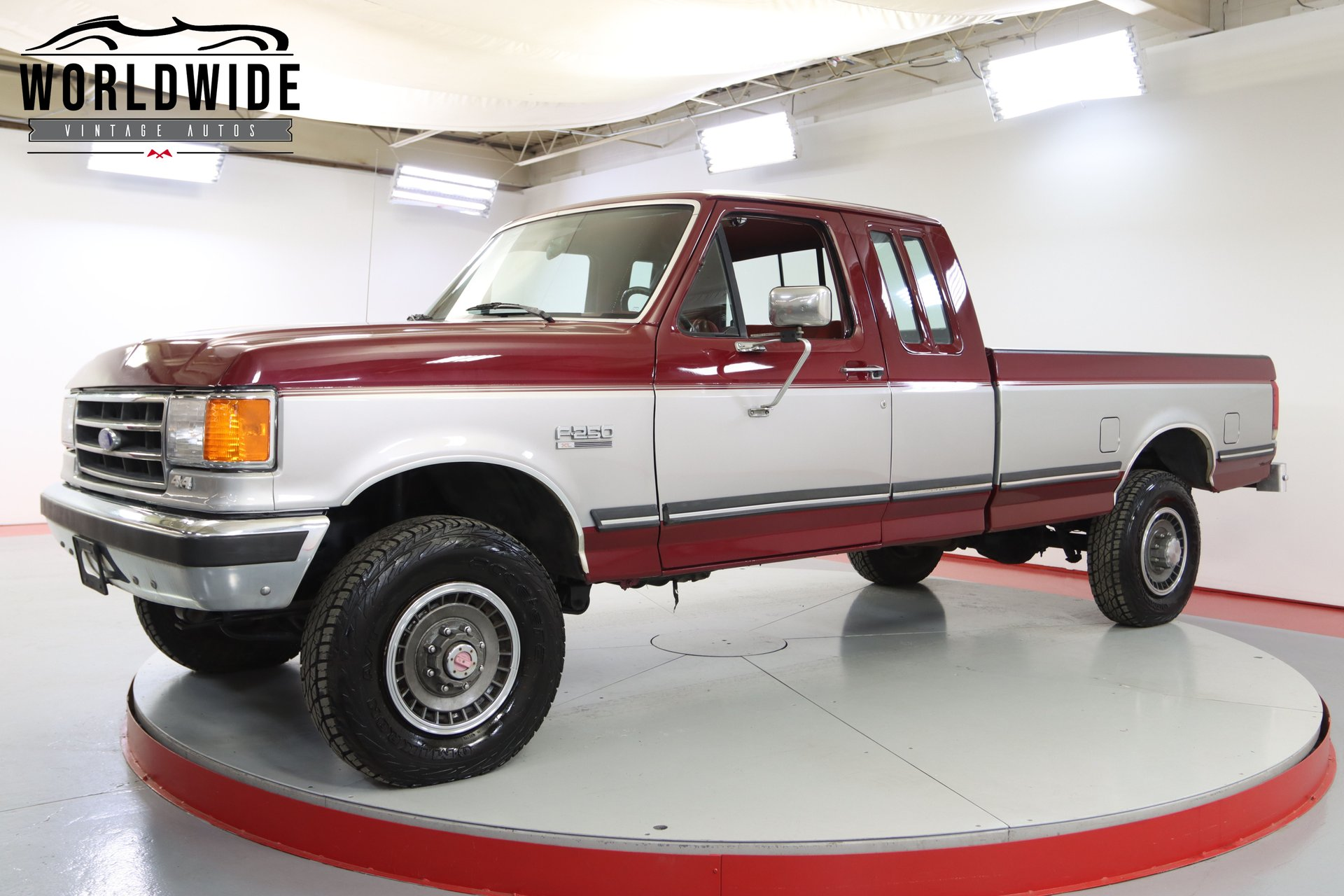 1990 ford f 250 extended cab
