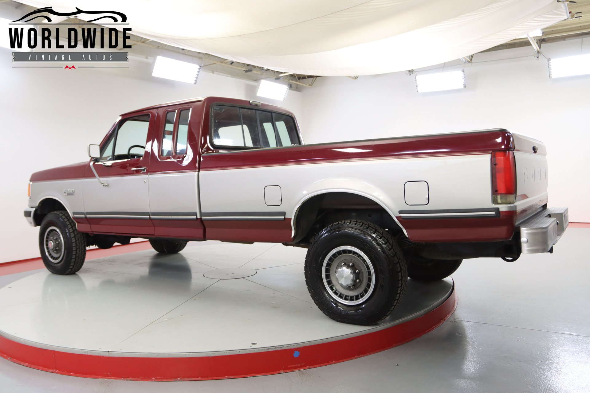 1990 Ford F-250 EXTENDED CAB