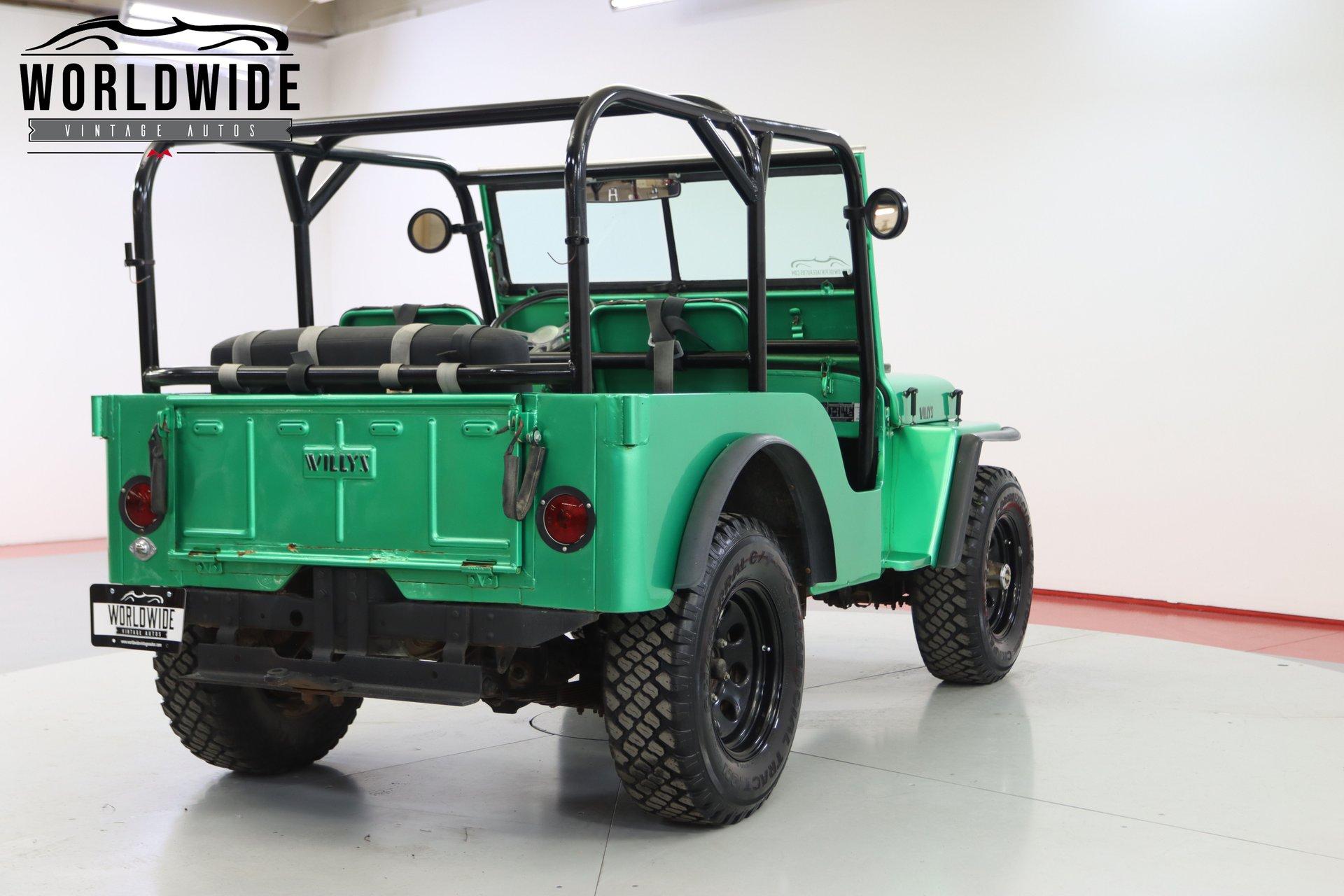 1948 Willy's CJ-2A