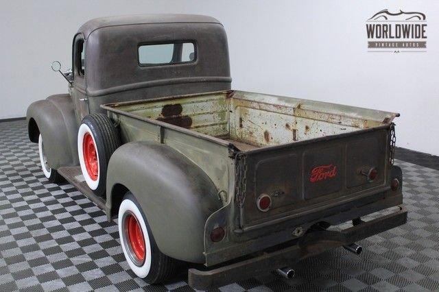 1942 Ford F1 Truck