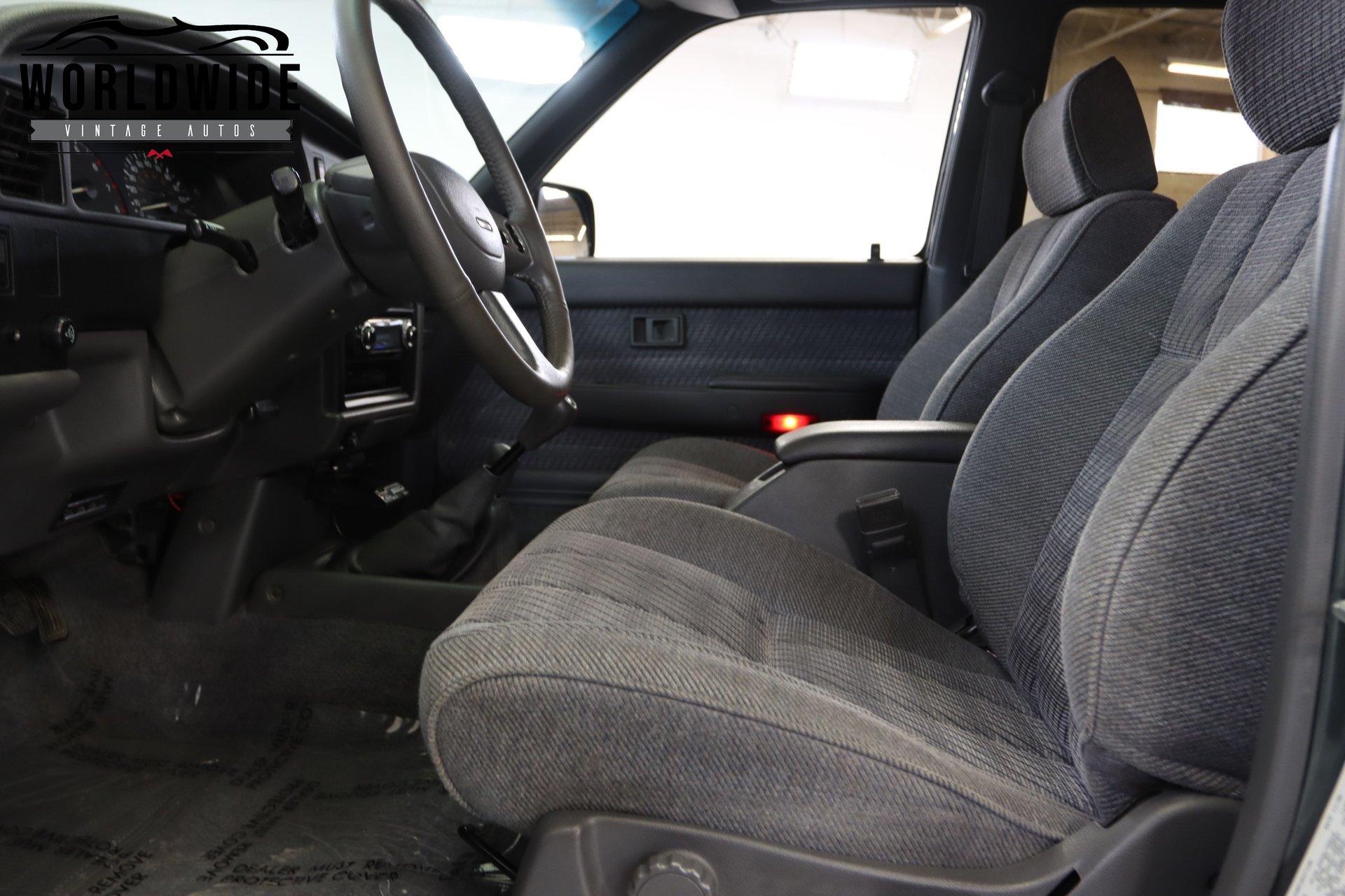 1991 Toyota 4Runner