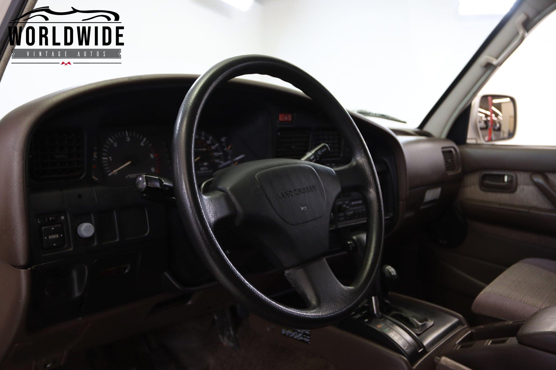 1991 Toyota LAND CRUISER FJ80