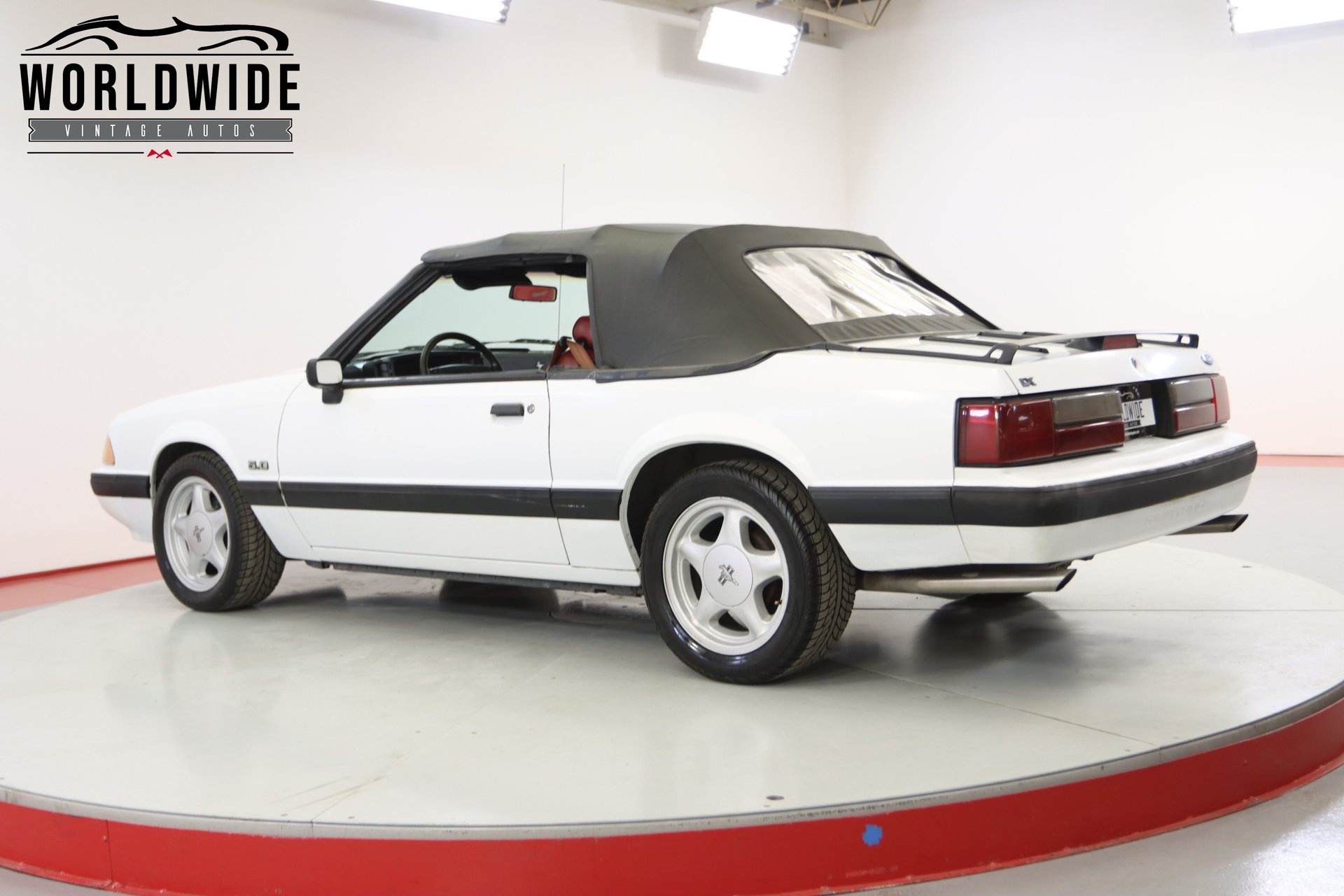 1991 Ford MUSTANG GT