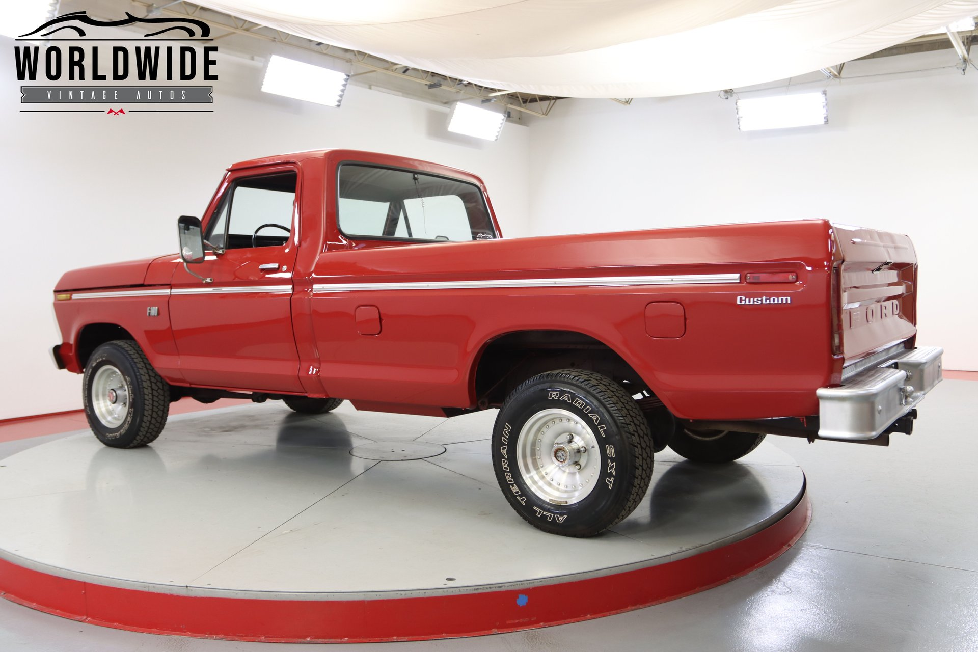 1974 Ford F-100
