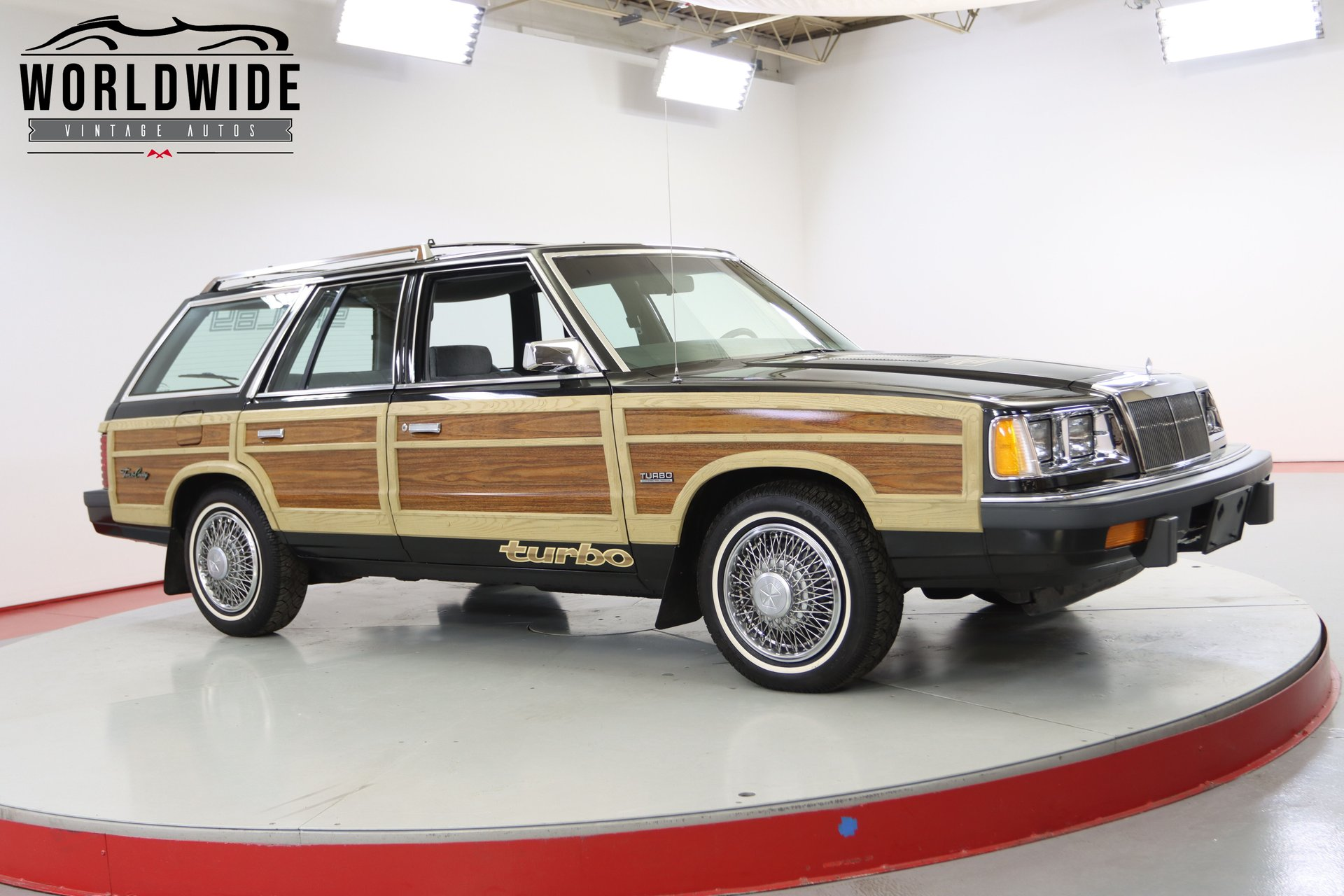 1986 Chrysler Town and Country