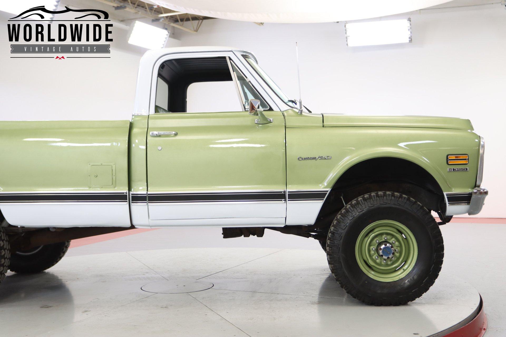 1971 Chevrolet K20