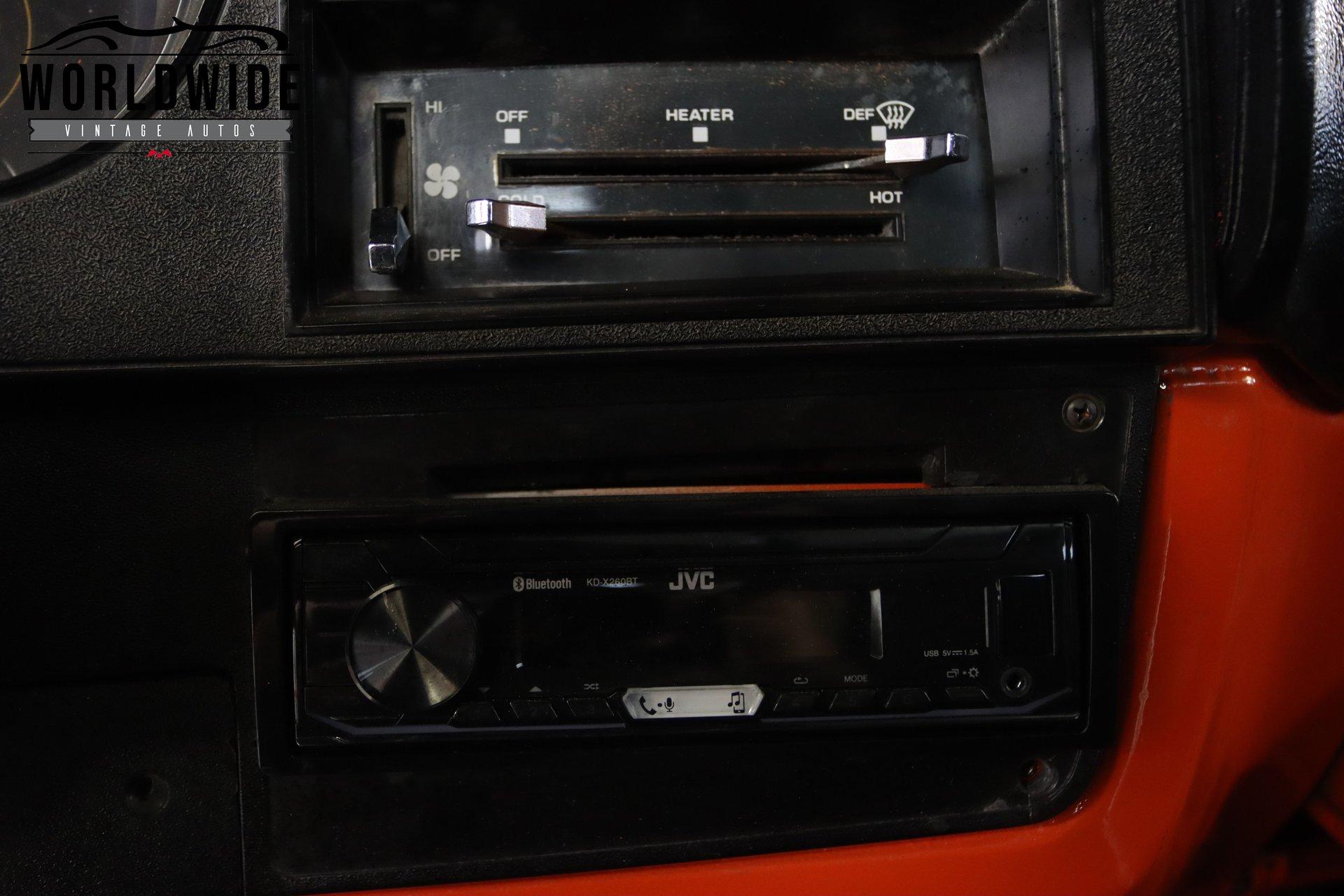 1986 Chevrolet K10
