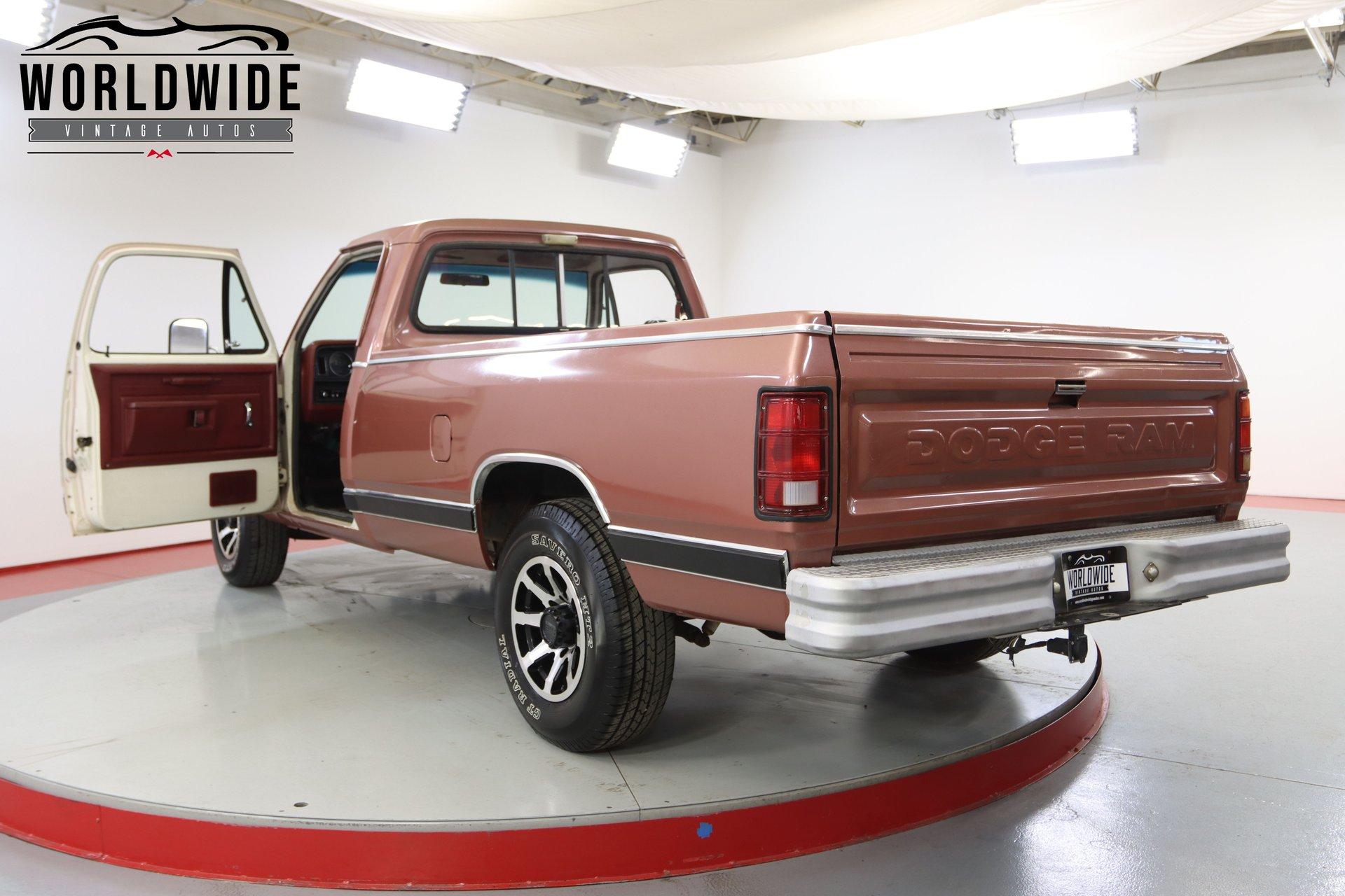 1985 Dodge Ram